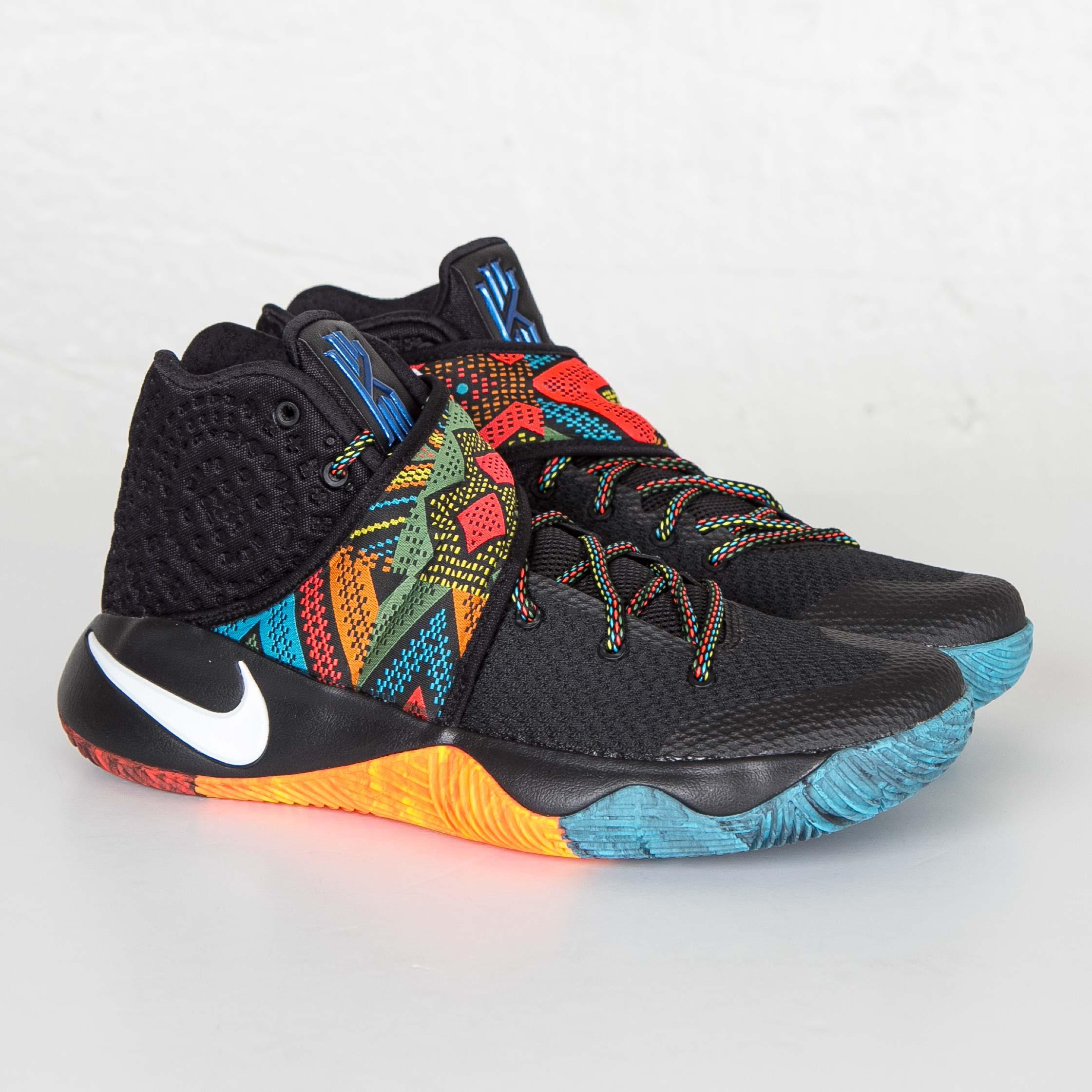 9859cceb81c9 Nike Kyrie 2 BHM - 828375-099 - Sneakersnstuff