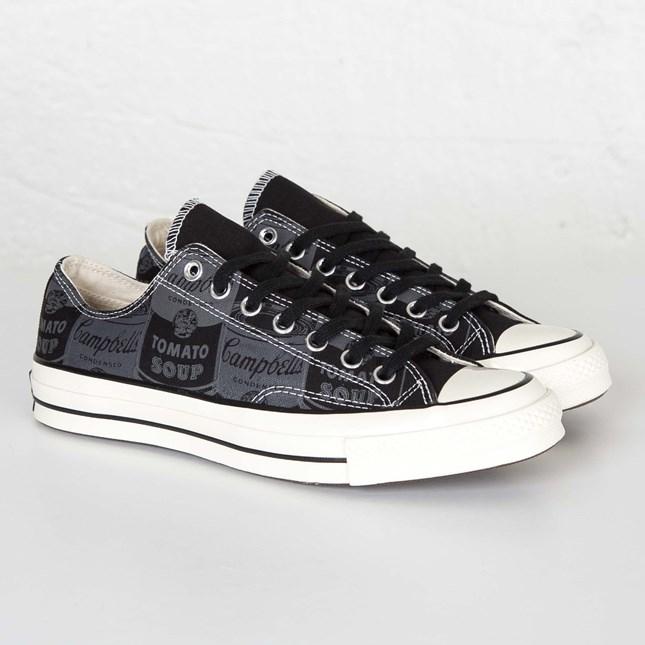 6b231c5c394a Converse Chuck Taylor All Star 70s Warhol - 147123c - Sneakersnstuff ...