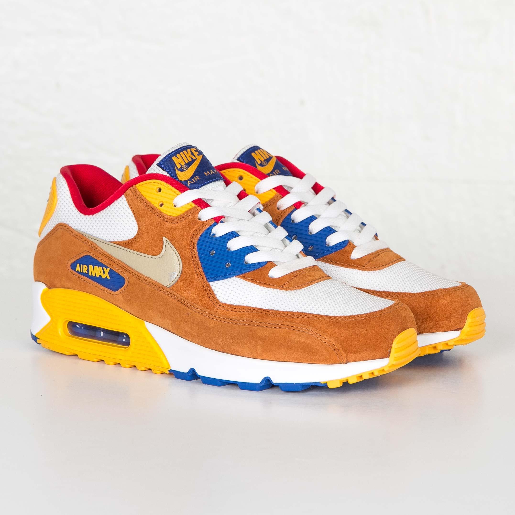 Nike Air Max 90 Premium - 700155-107 - Sneakersnstuff  403be004a