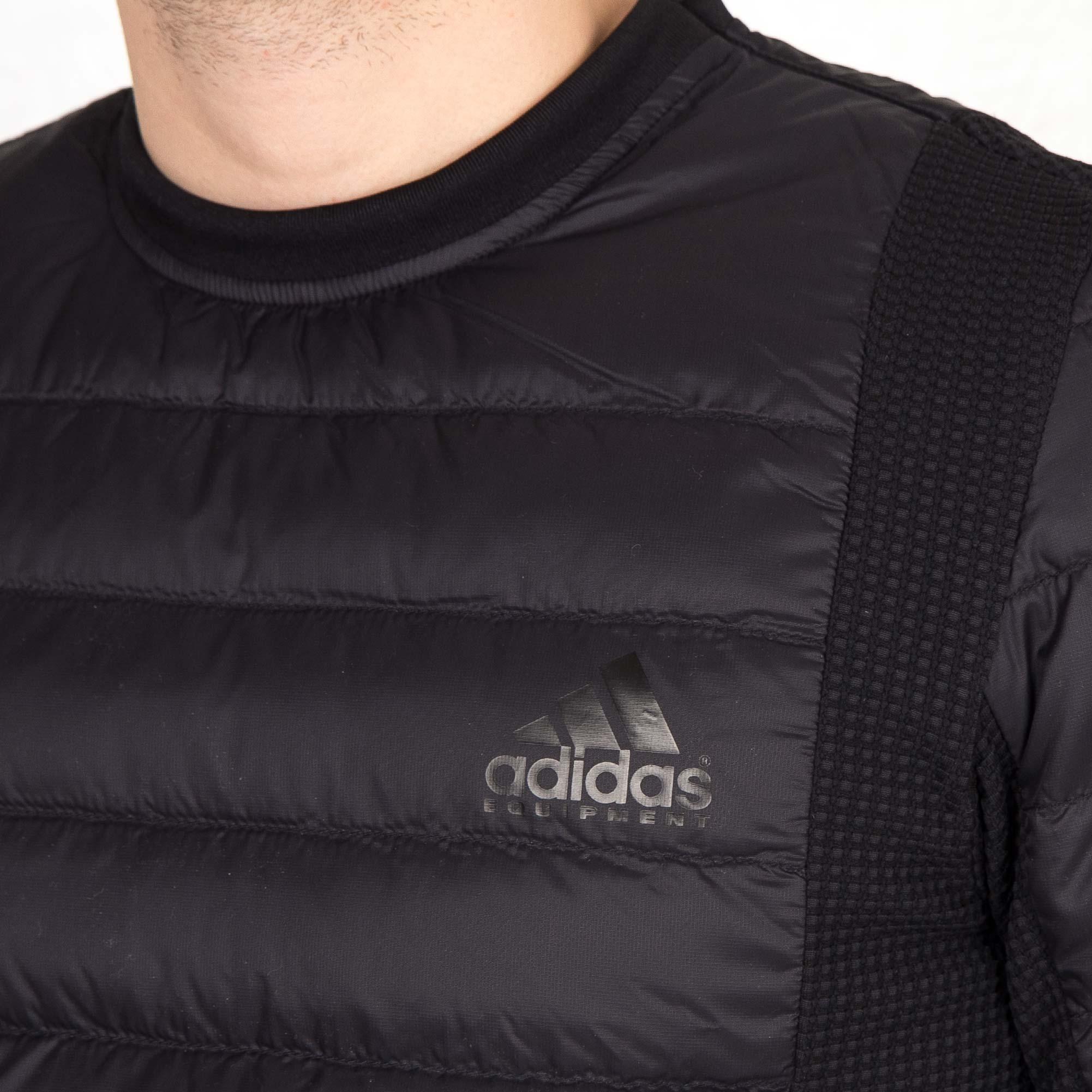 Adidas Hoodies & Sweatshirts Eqt Tech Down Crew Sweatshirt