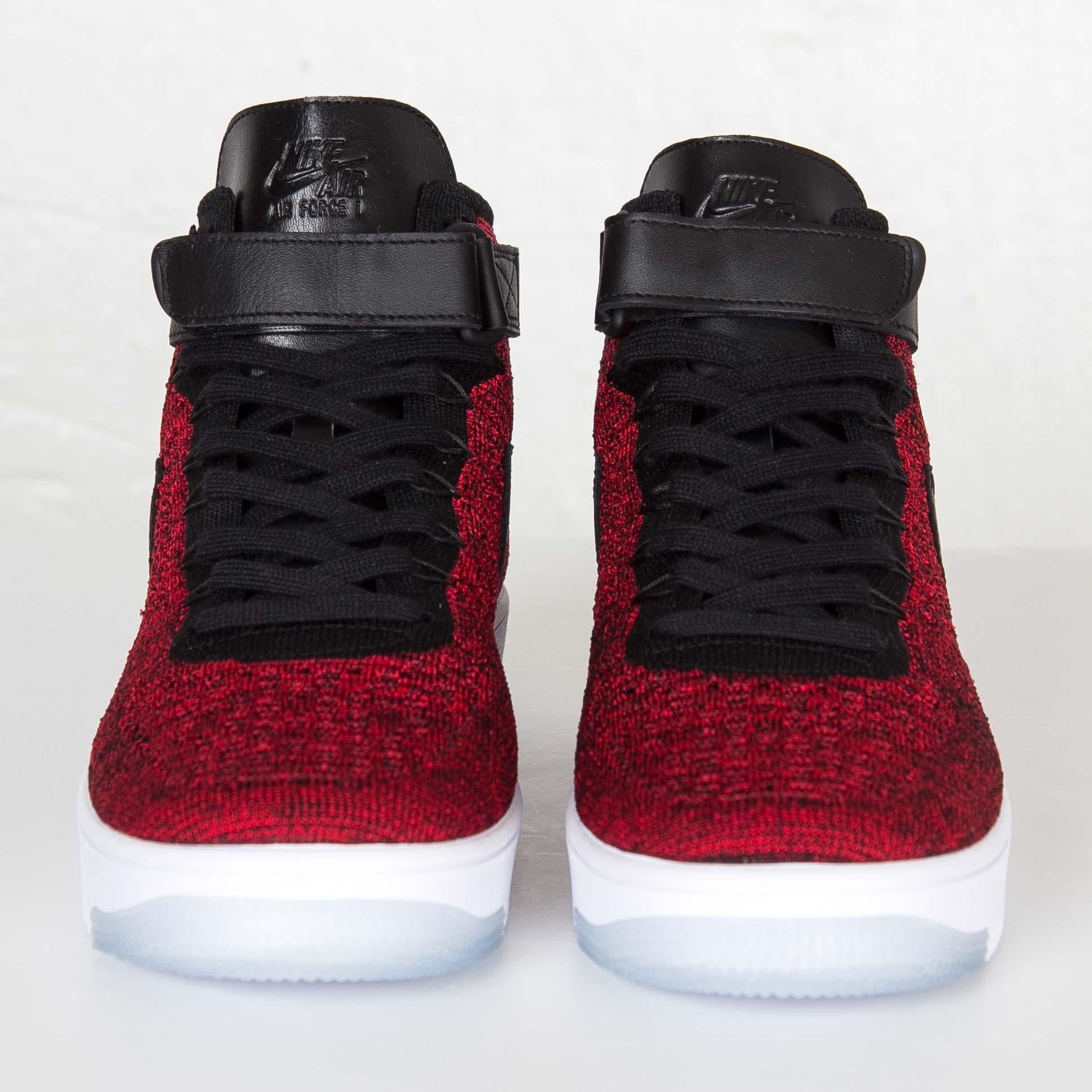 super popular 44c30 3dde0 Nike AF1 Ultra Flyknit Mid - 817420-600 - Sneakersnstuff   sneakers    streetwear online since 1999