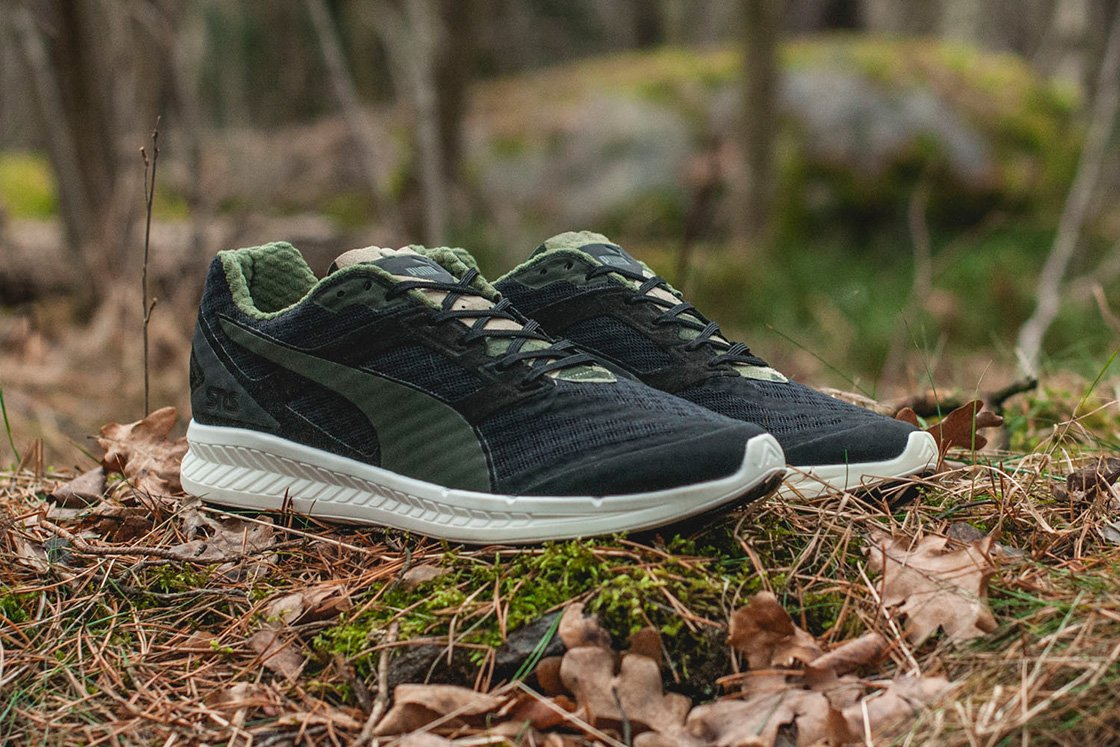 Puma Basket Camo Pack