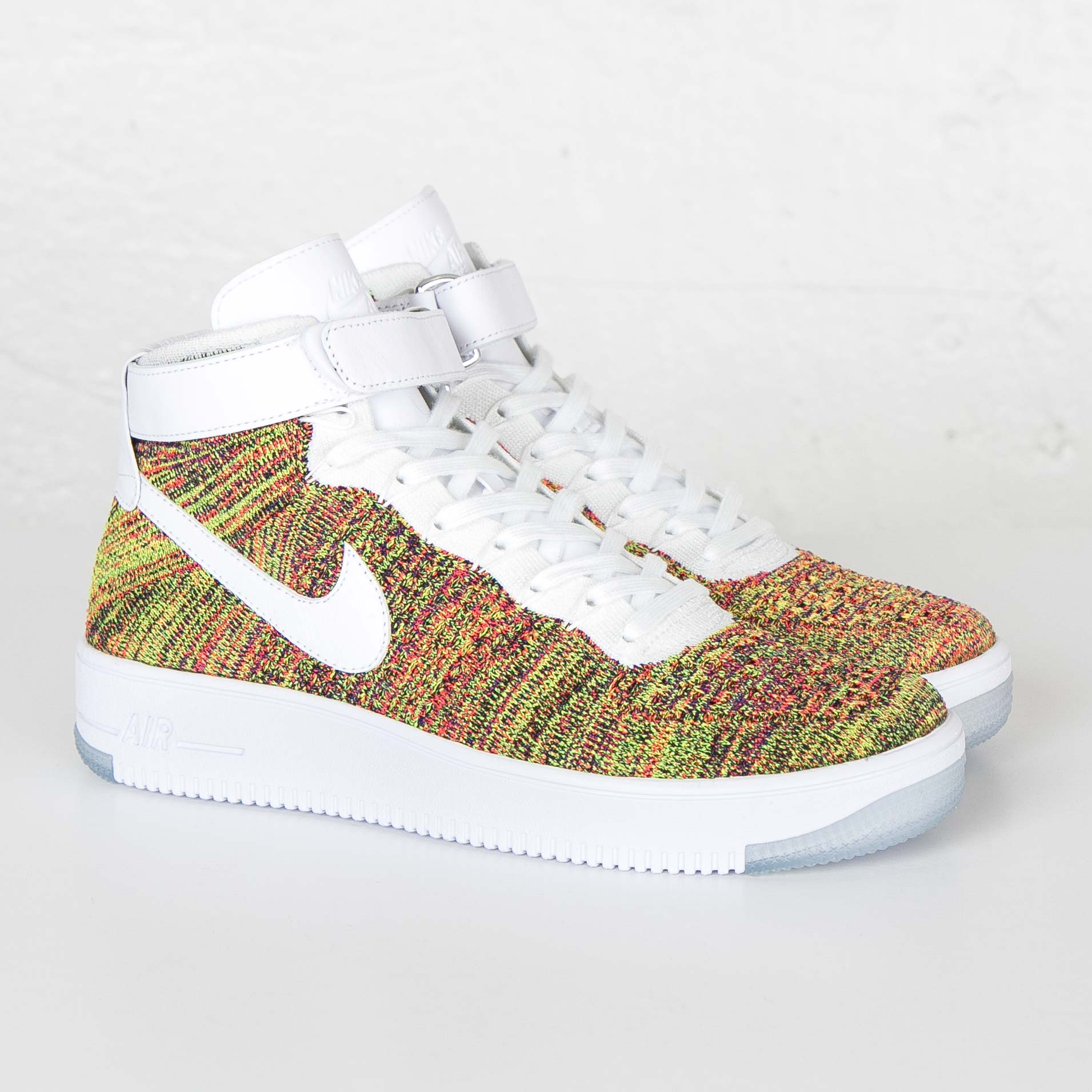 the latest d67c5 a6a25 Nike AF1 Ultra Flyknit Mid - 817420-700 - Sneakersnstuff ...