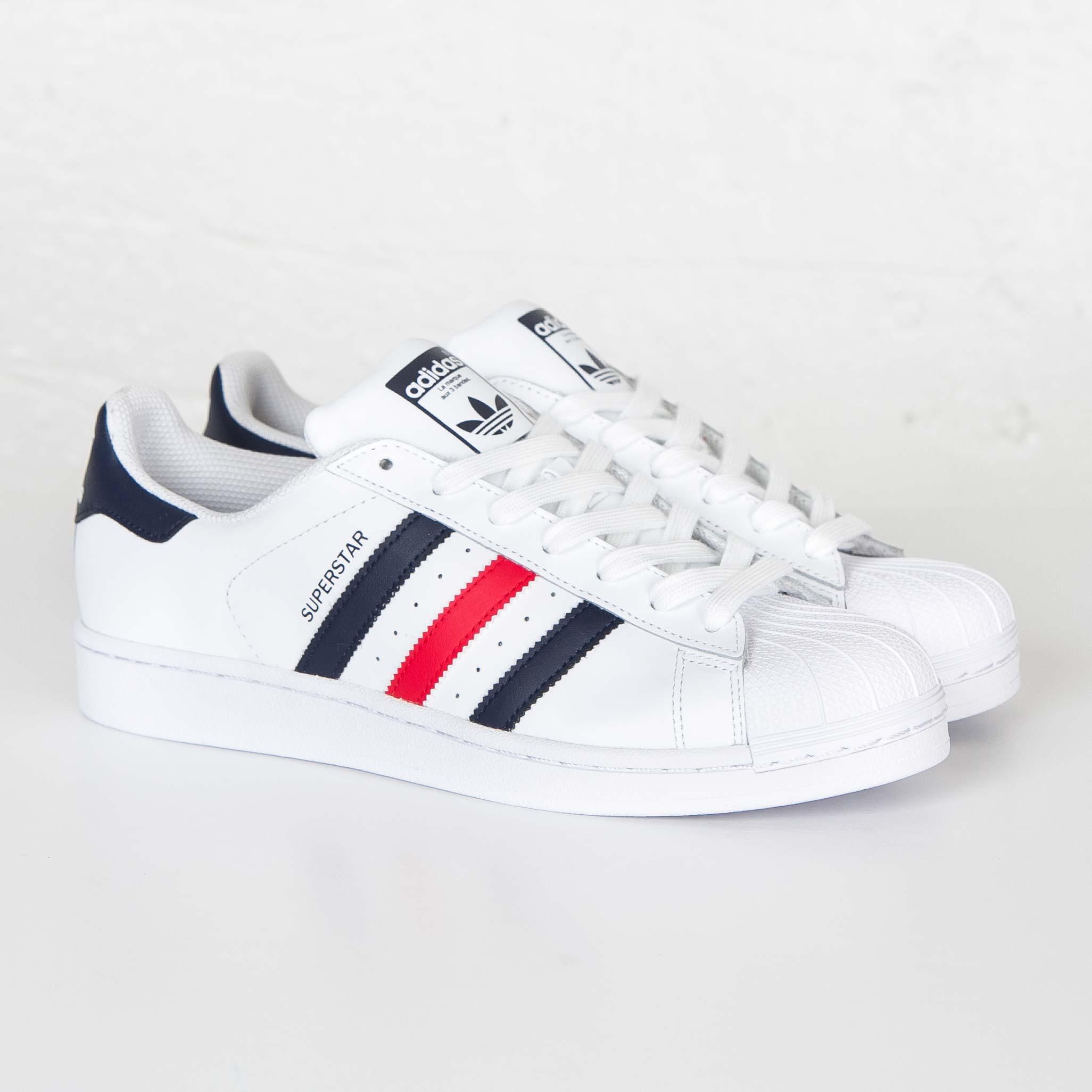 adidas superstar foundation schoenen zwart