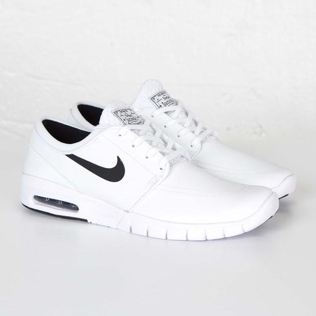 Nike Stefan Janoski Max Suede - 685299-100 - Sneakersnstuff ...