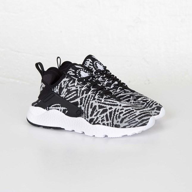 timeless design 79122 29944 Nike W Air Huarache Run Ultra Knit Jacquard - 818061-001 - Sneakersnstuff    sneakers   streetwear en ligne depuis 1999