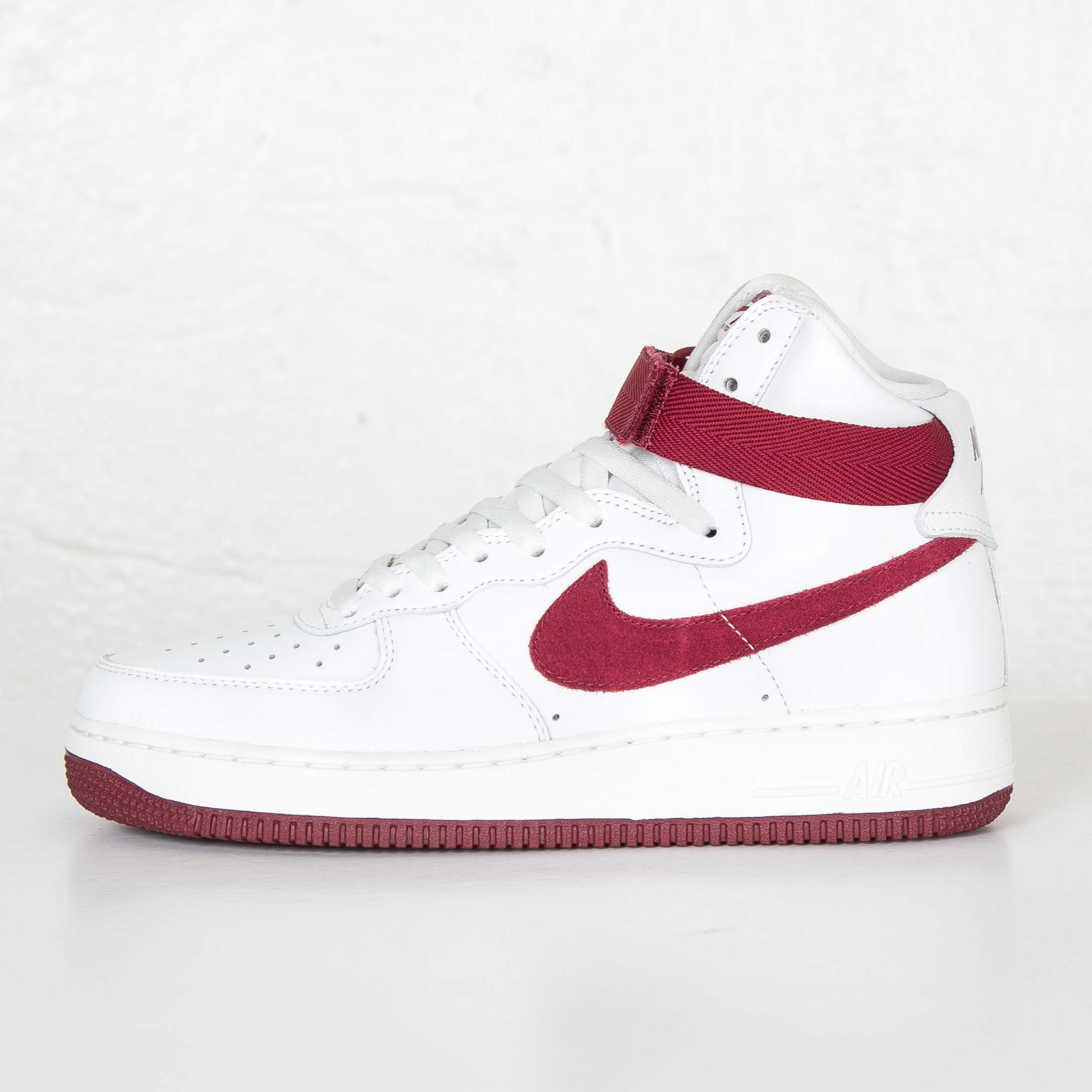 new style 95f1c 7d7fe ... Nike Air Force 1 Hi Retro QS ...