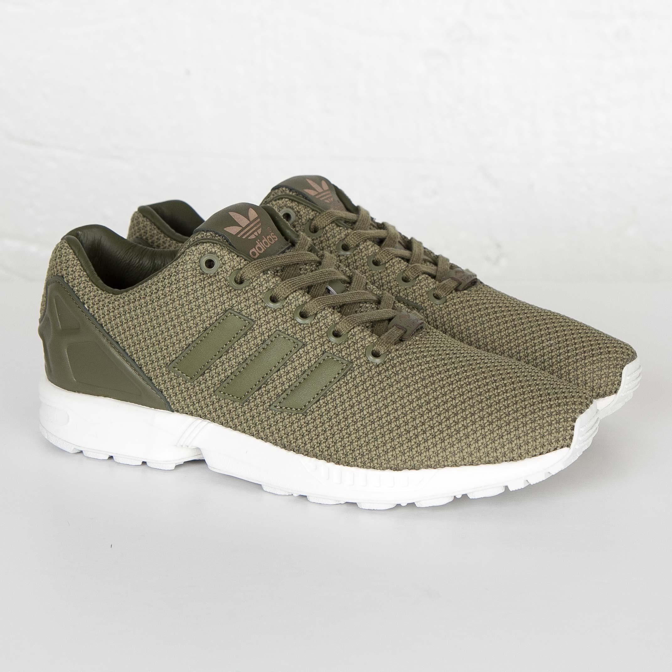 new arrival adb28 1b83d adidas ZX Flux - S79087 - Sneakersnstuff | sneakers ...