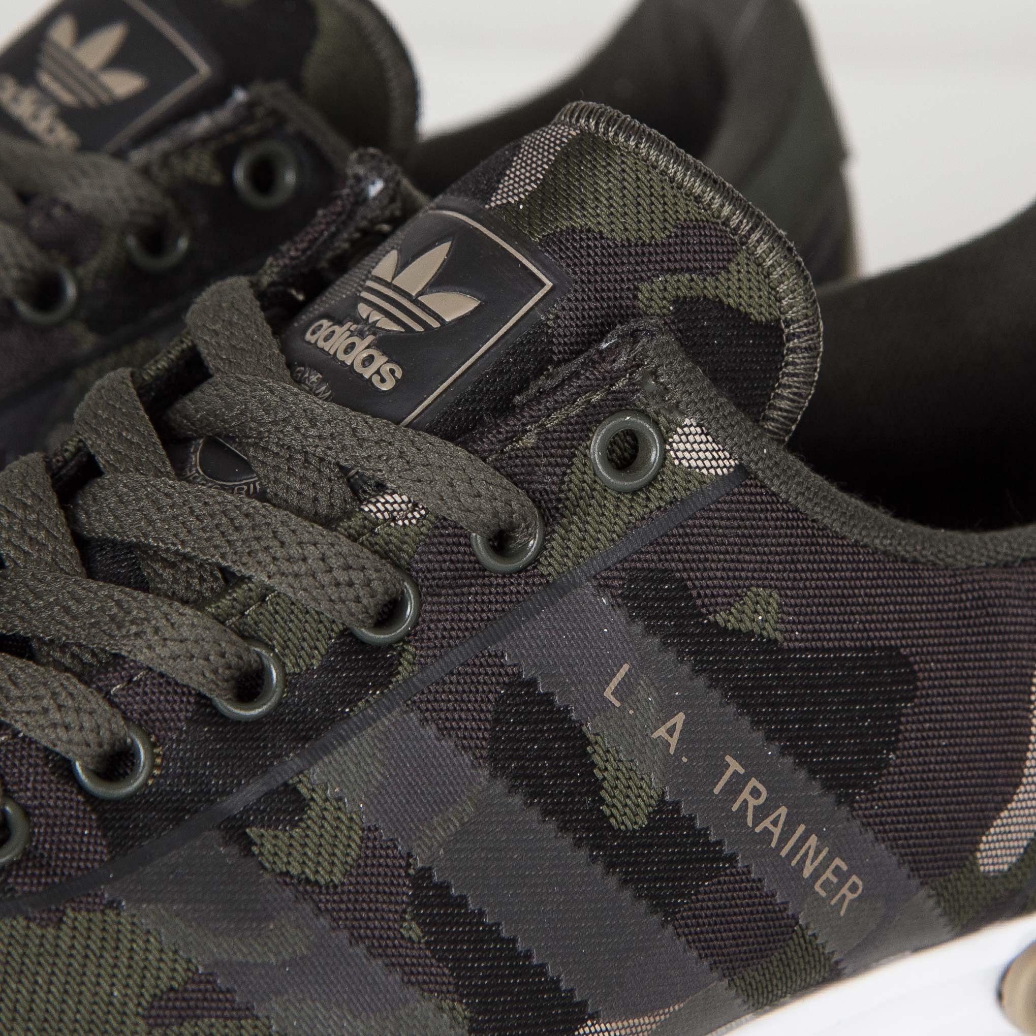 adidas LA Trainer Weave - S79213 - Sneakersnstuff | sneakers ...