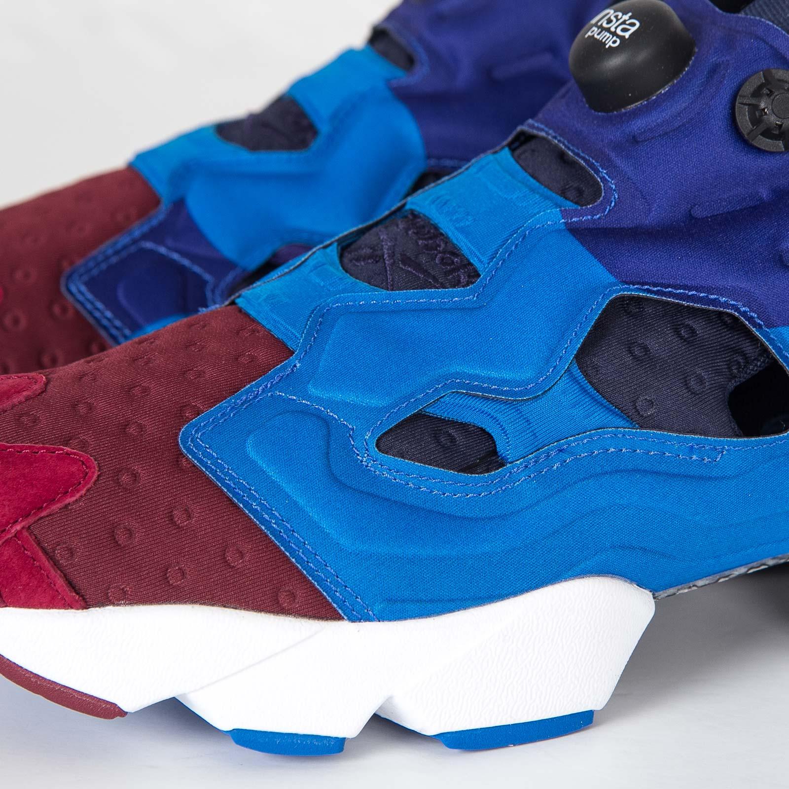 00eb5c0e4625 Reebok Instapump Fury Asym - V67792 - Sneakersnstuff