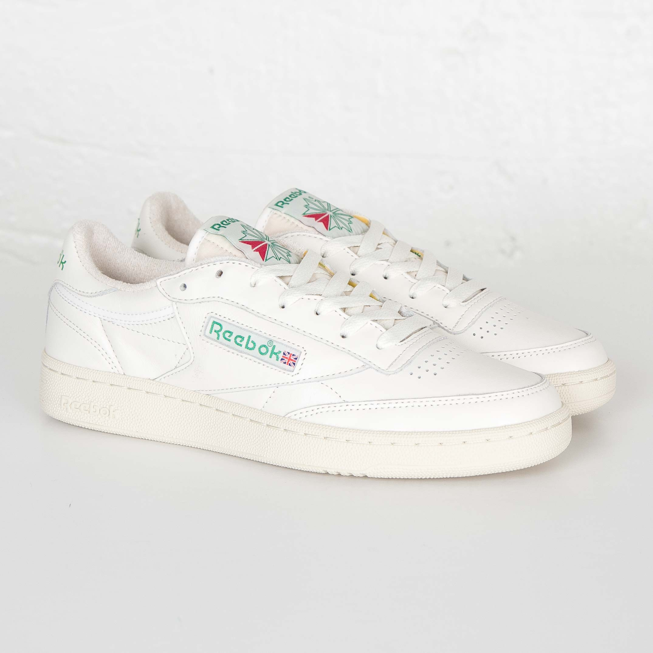 2f7adc490a4c1 Buy reebok club c 85 vintage court trainer