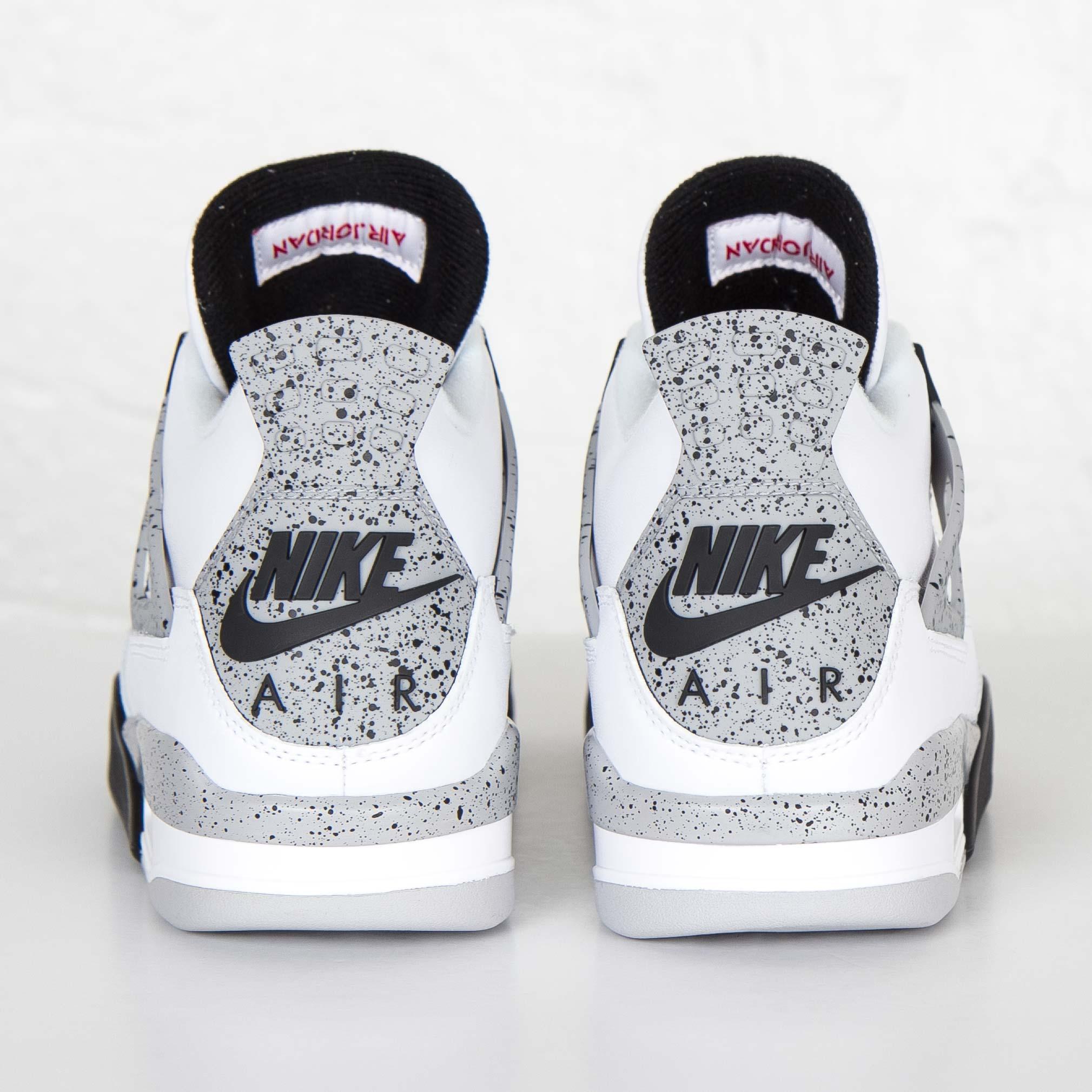 f2e39d0cc Jordan Brand Air Jordan 4 Retro OG - 840606-192 - Sneakersnstuff   sneakers  & streetwear online since 1999