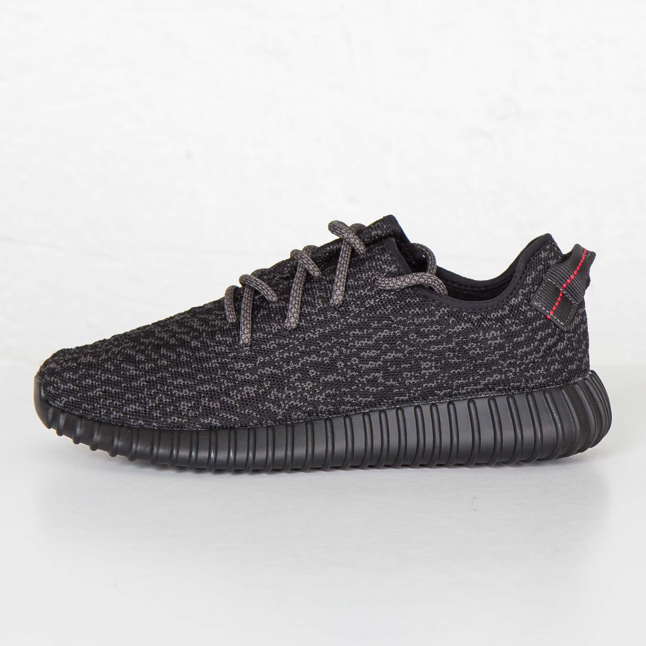Kanye West Adidas Yeezy Boost 350 V1 Pirate Black