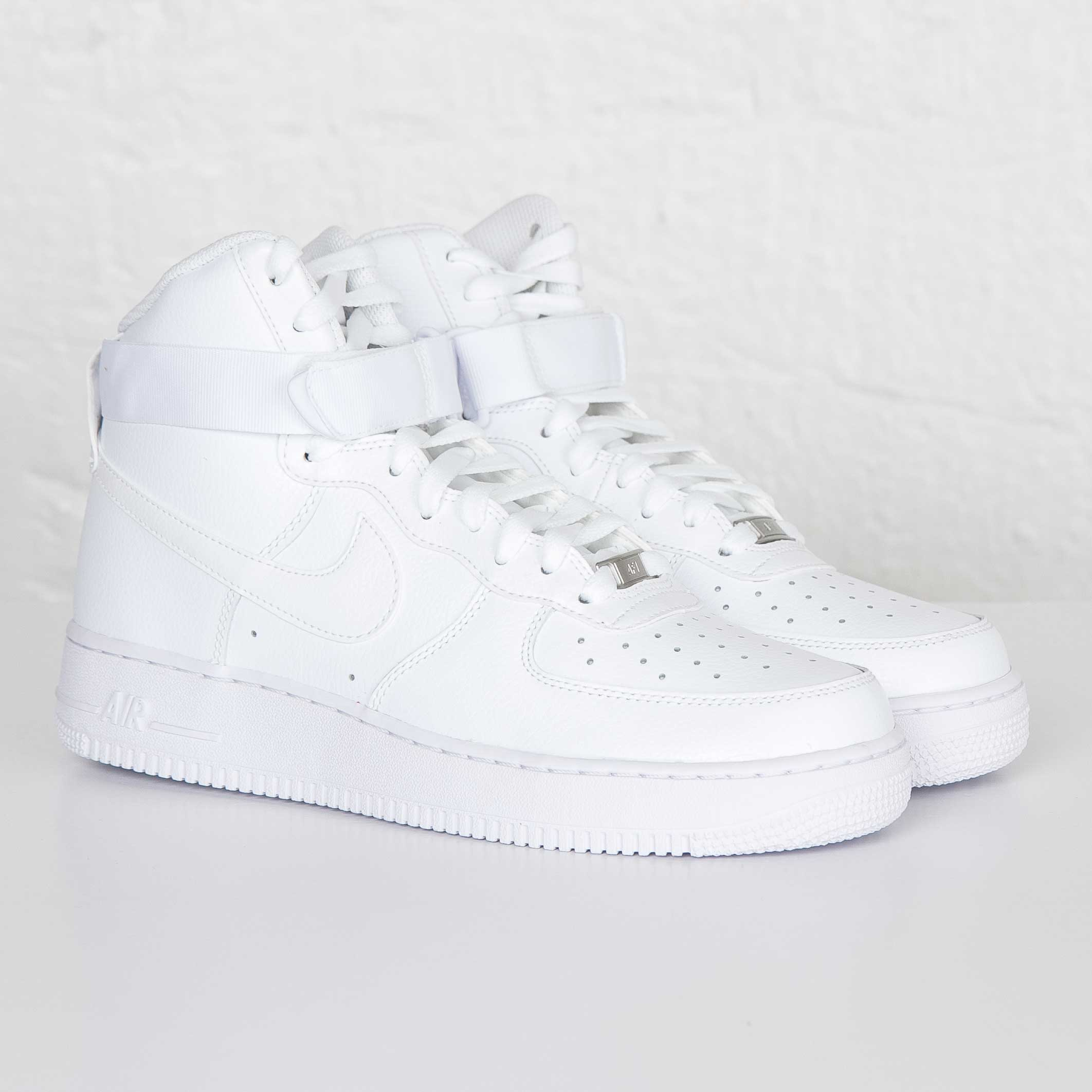 nike air force 1 high damen weiß