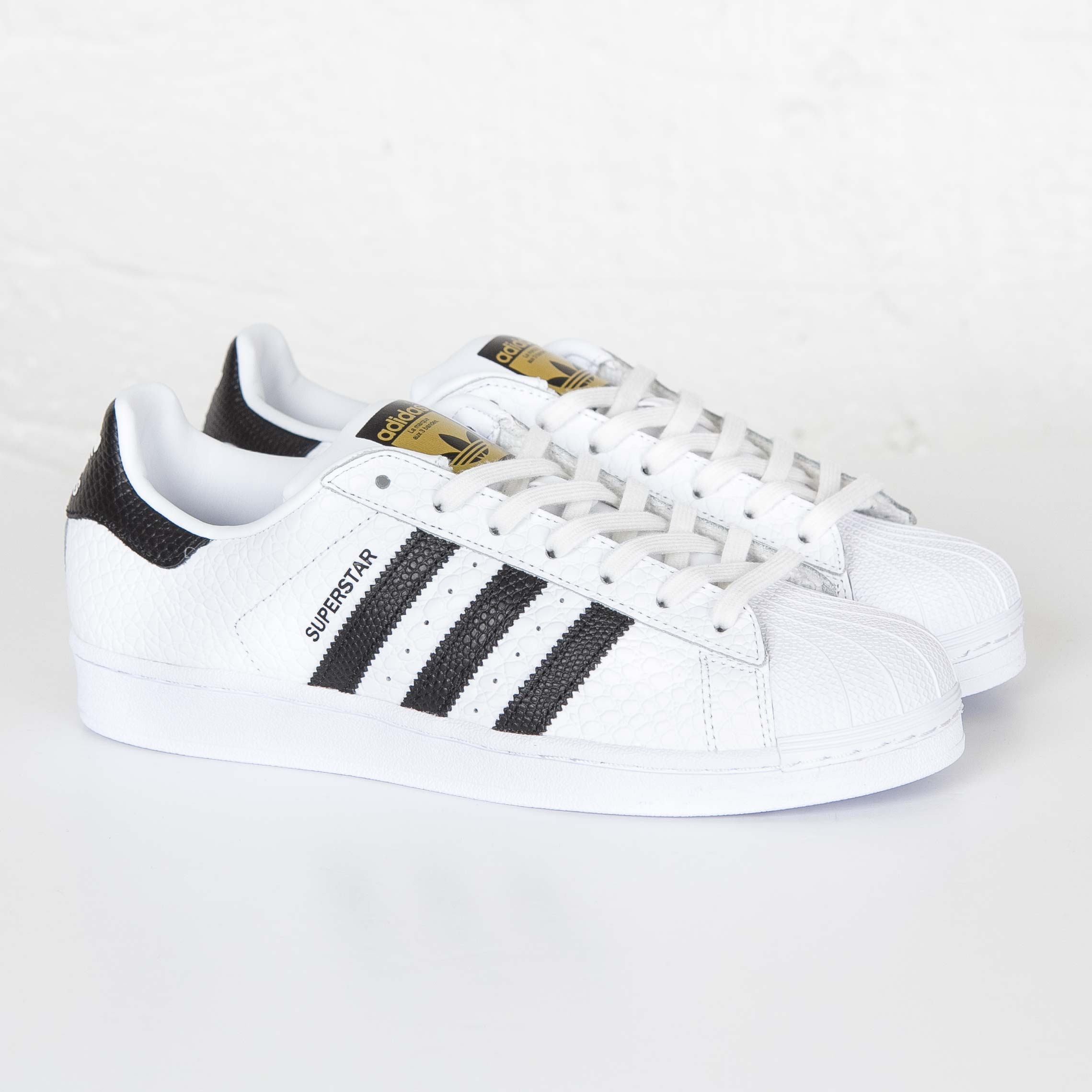 adidas superstar animale s75157 sneakersnstuff scarpe