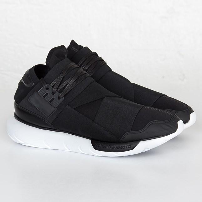 5922c6652 adidas Y-3 Qasa High - Aq5499 - Sneakersnstuff