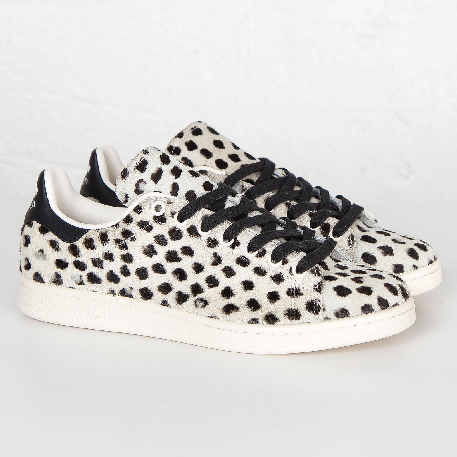 Adidas Stan Smith S75117, Blanc - 12.5 UK / 48 FR