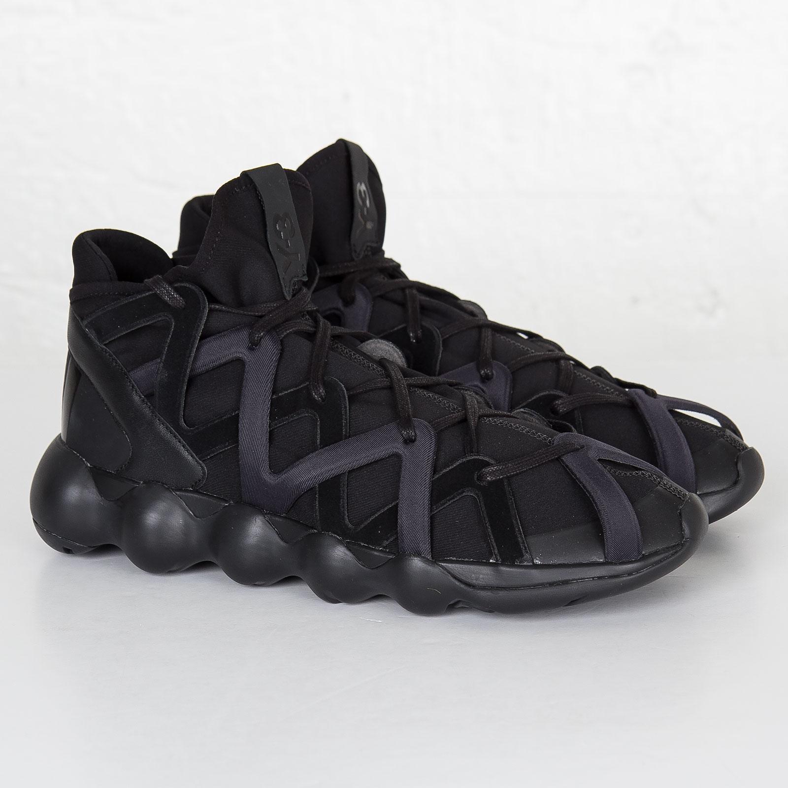 116e135e4 adidas Y-3 Kyujo High - Aq5545 - Sneakersnstuff