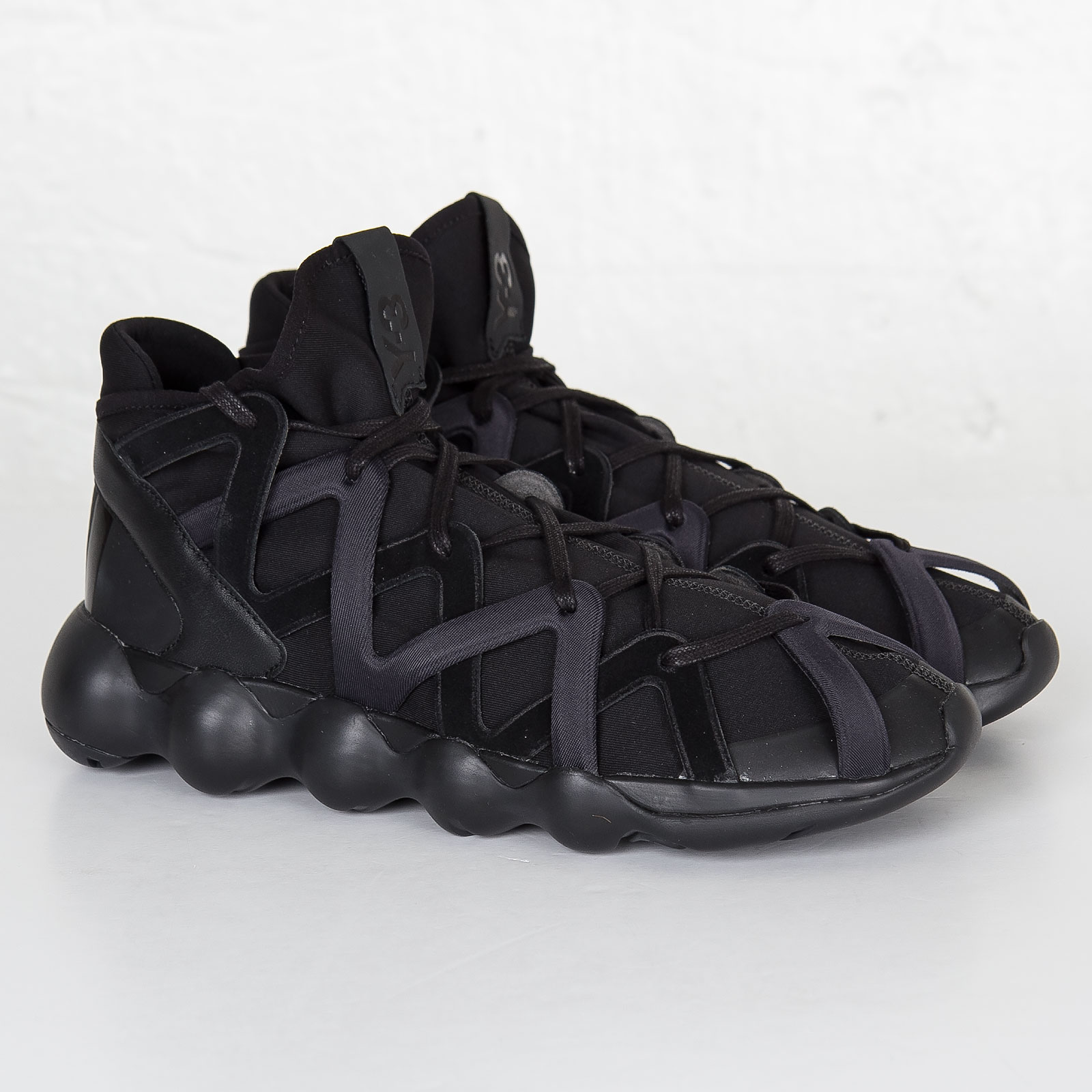 e0774acc1416 adidas Y-3 Kyujo High - Aq5545 - Sneakersnstuff