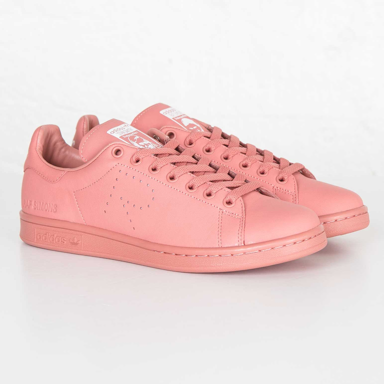 release date 551d4 c11d5 adidas Raf Simons Stan Smith