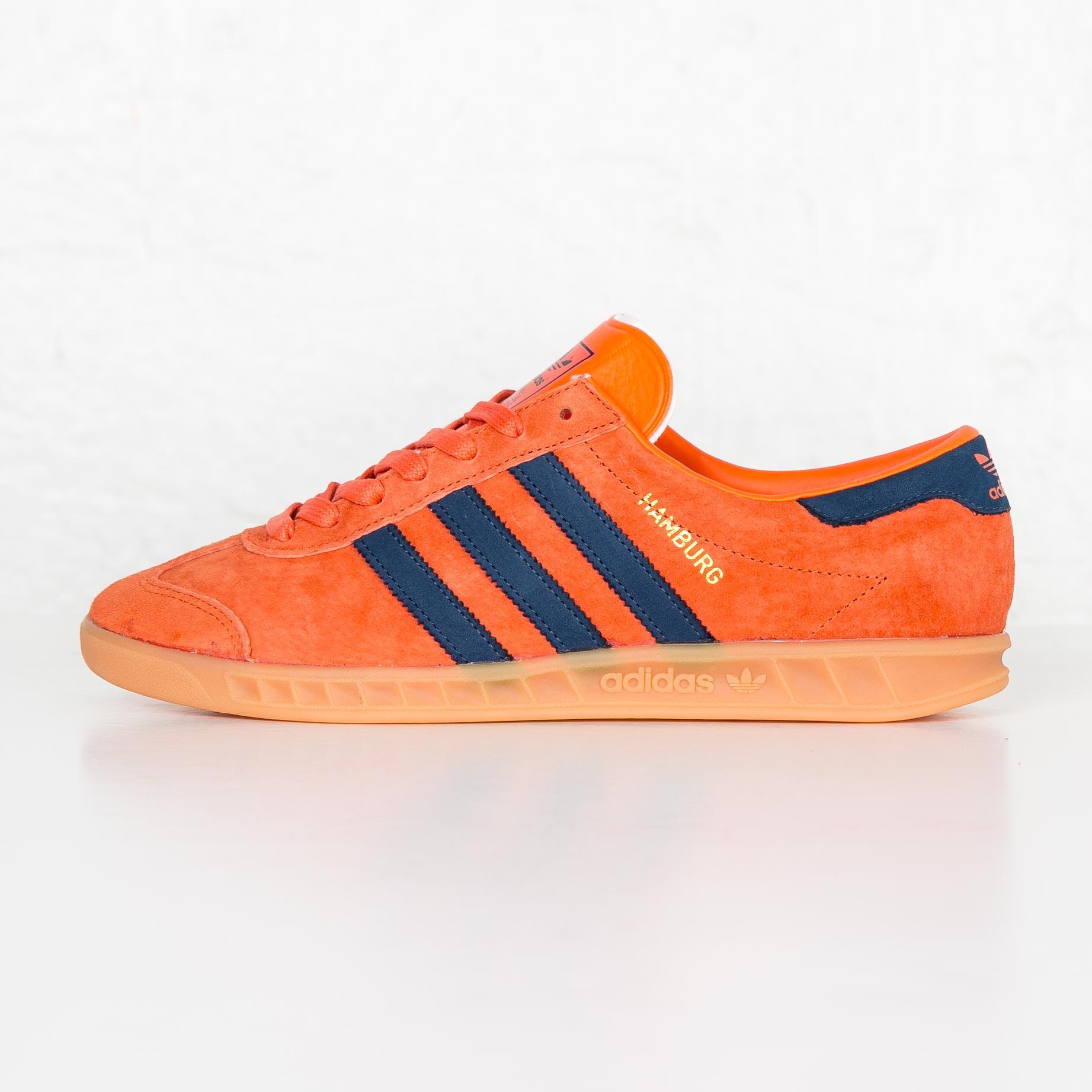 adidas Hamburg - S74837 - SNS   sneakers & streetwear online since ...