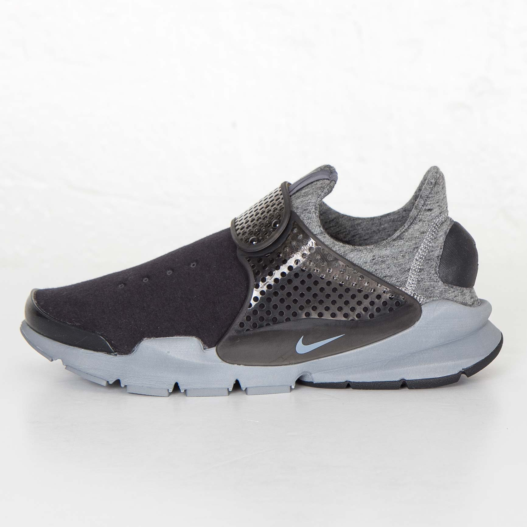 Nike Sock Dart Tech Fleece Black Cool Grey Nikelab 834669-001