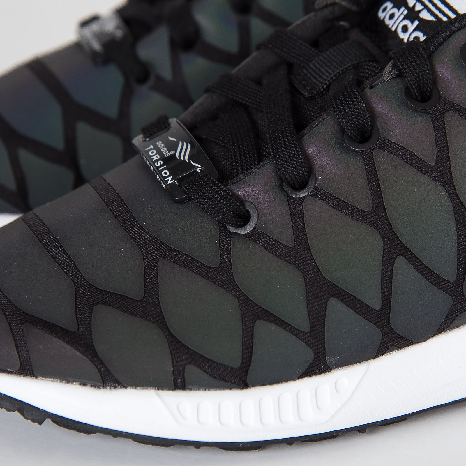 save off 91d7f be39f adidas ZX Flux Xenopeltis - S78649 - Sneakersnstuff ...