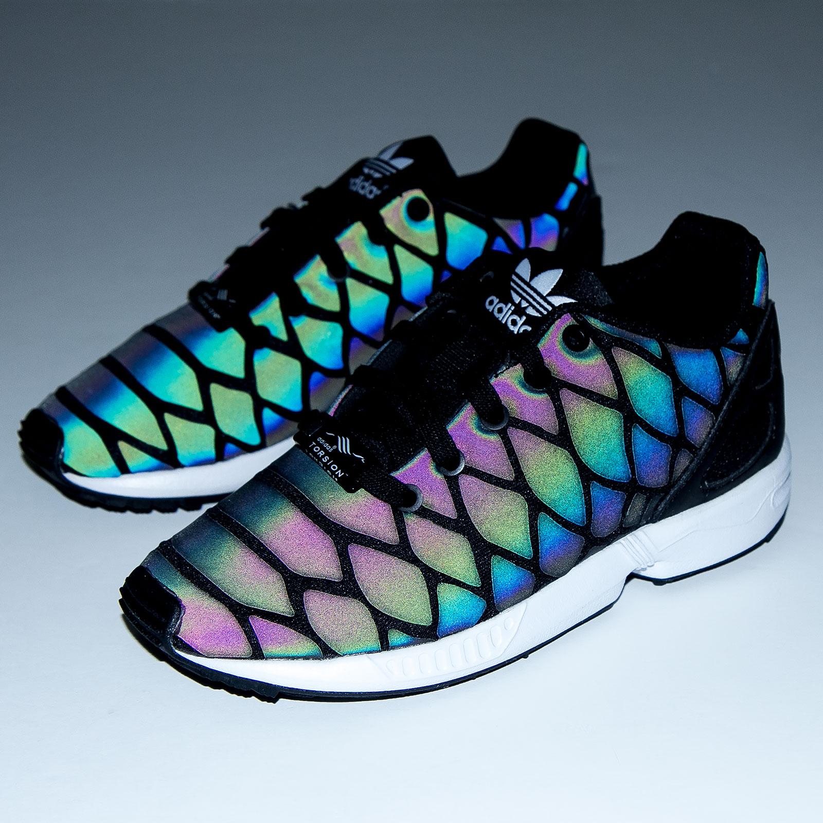 ec16f328e adidas ZX Flux Xenopeltis - S78649 - Sneakersnstuff