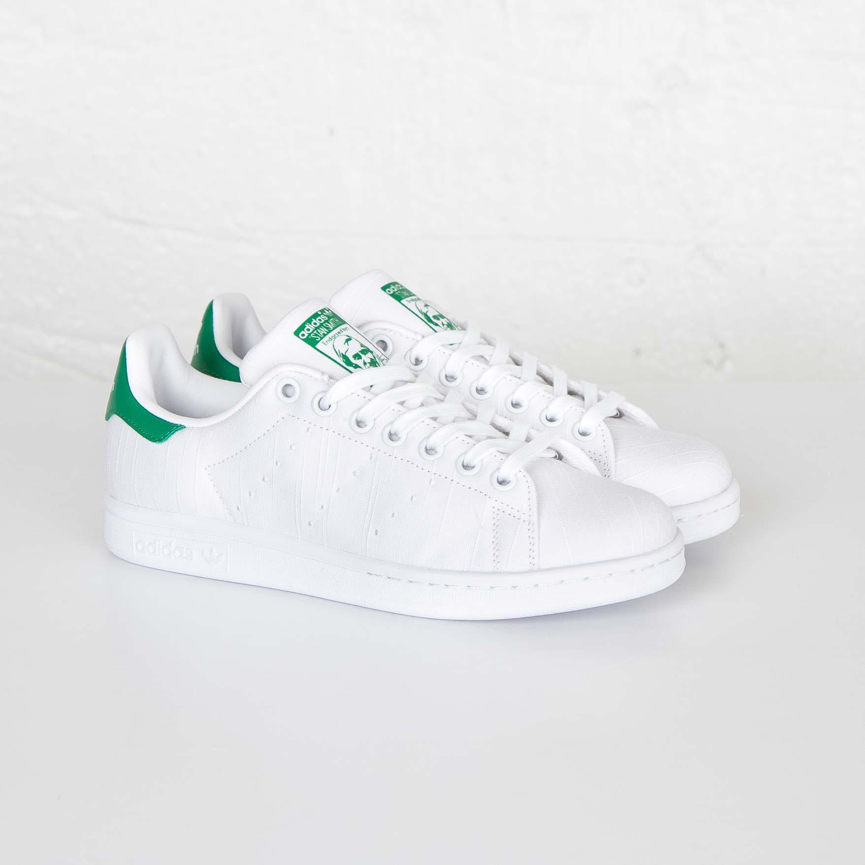adidas superstar blancas con verde
