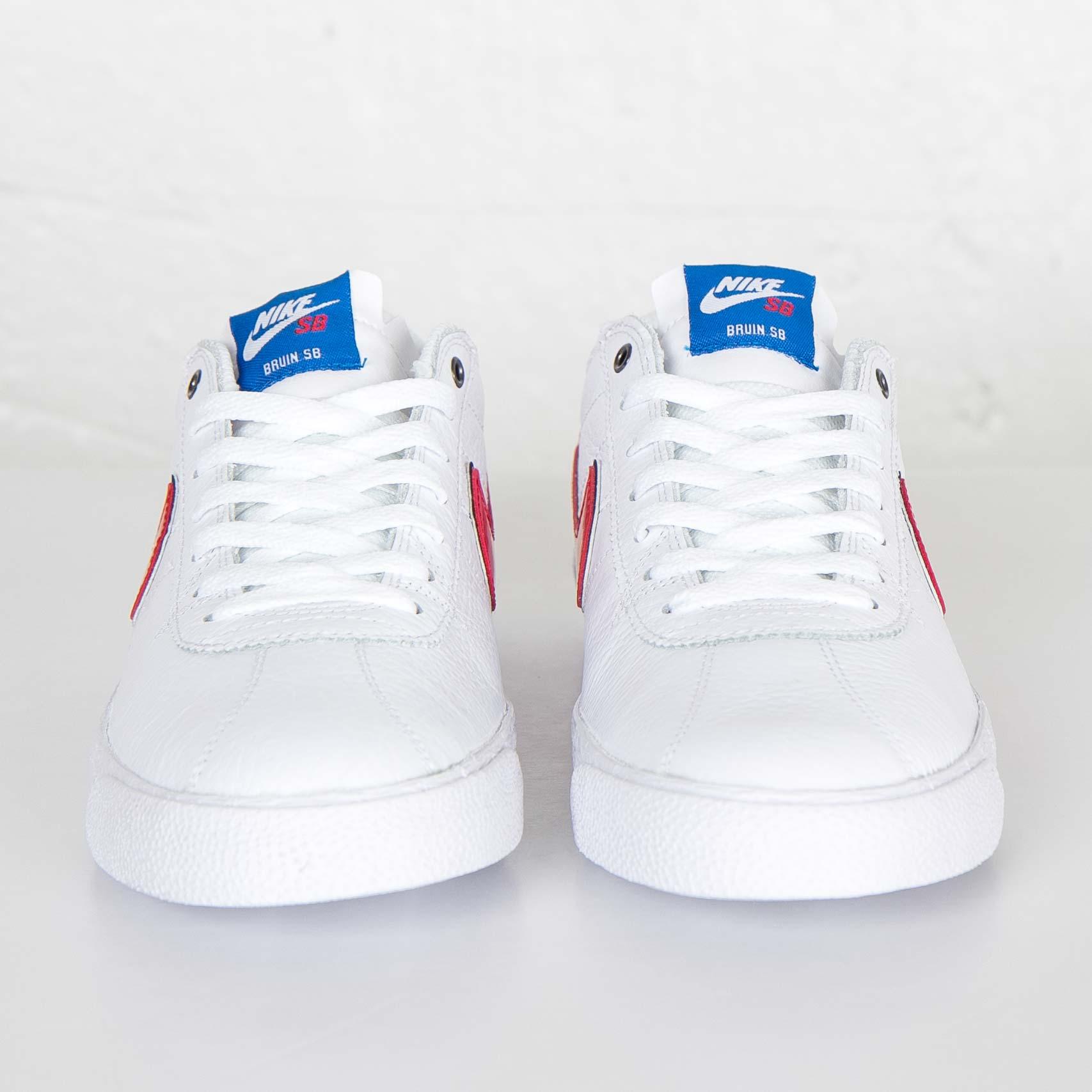 100% authentic 0449e ba3ec Nike Bruin SB Premium SE QS - 716814-164 - Sneakersnstuff   sneakers    streetwear online since 1999