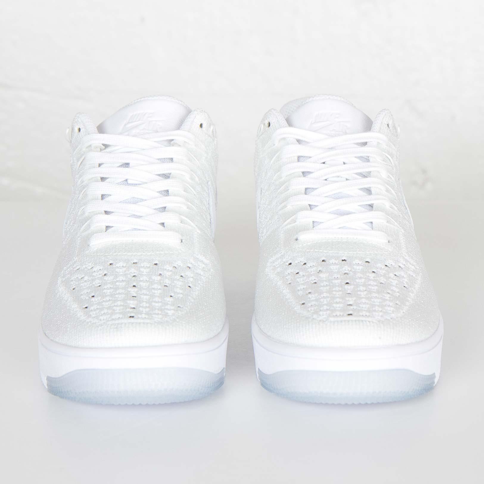 official photos 647aa 5ed9e Nike AF1 Ultra Flyknit Low - 817419-100 - Sneakersnstuff   sneakers    streetwear online since 1999