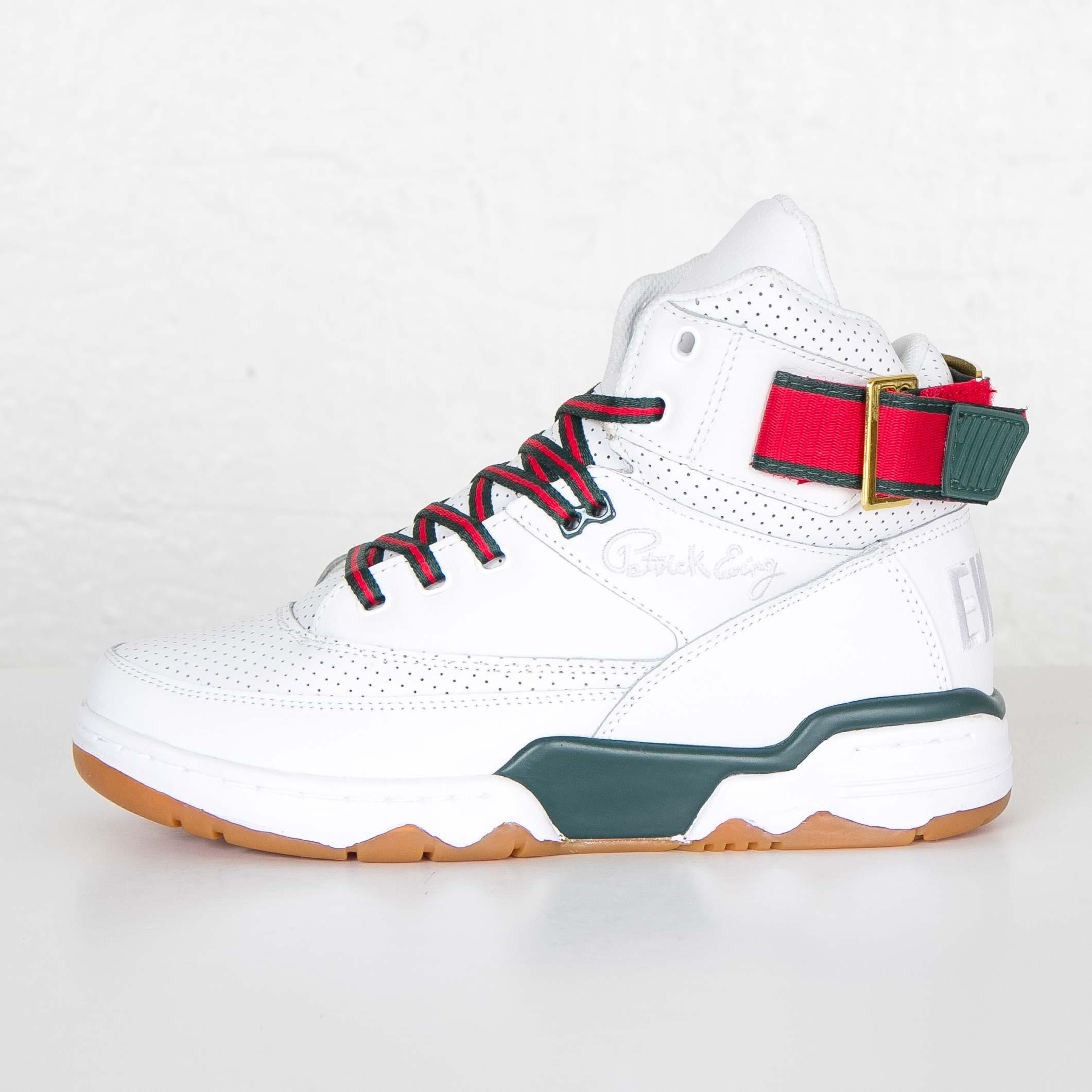 pretty nice 7c7ec f7c69 Ewing Athletics Ewing 33 Hi x Packer - 1ew90172-124 - Sneakersnstuff    sneakers   streetwear online since 1999