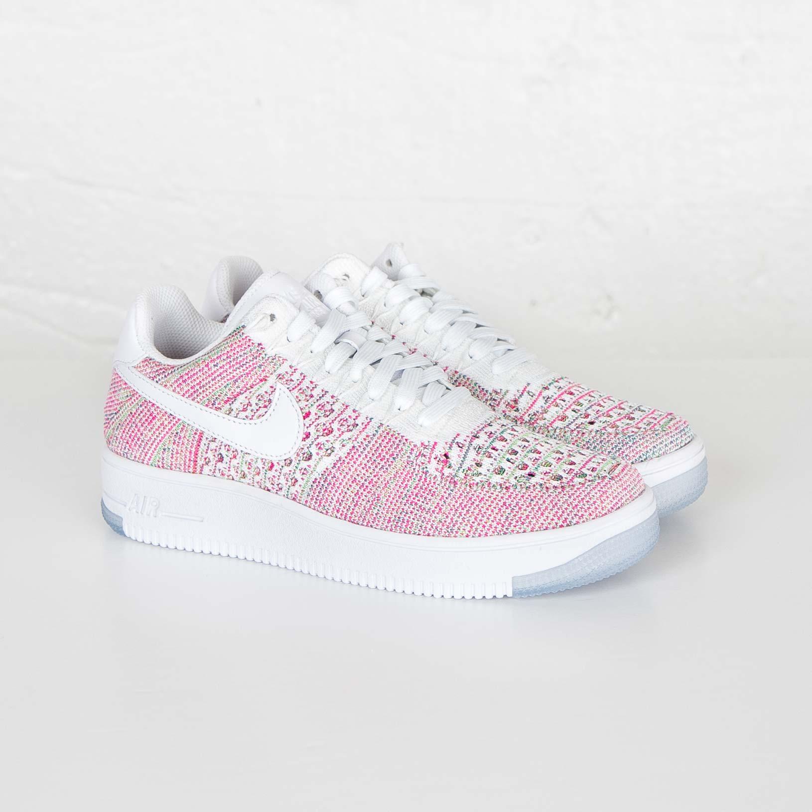 Nike W AF1 Flyknit Low 820256 102 Sneakersnstuff I