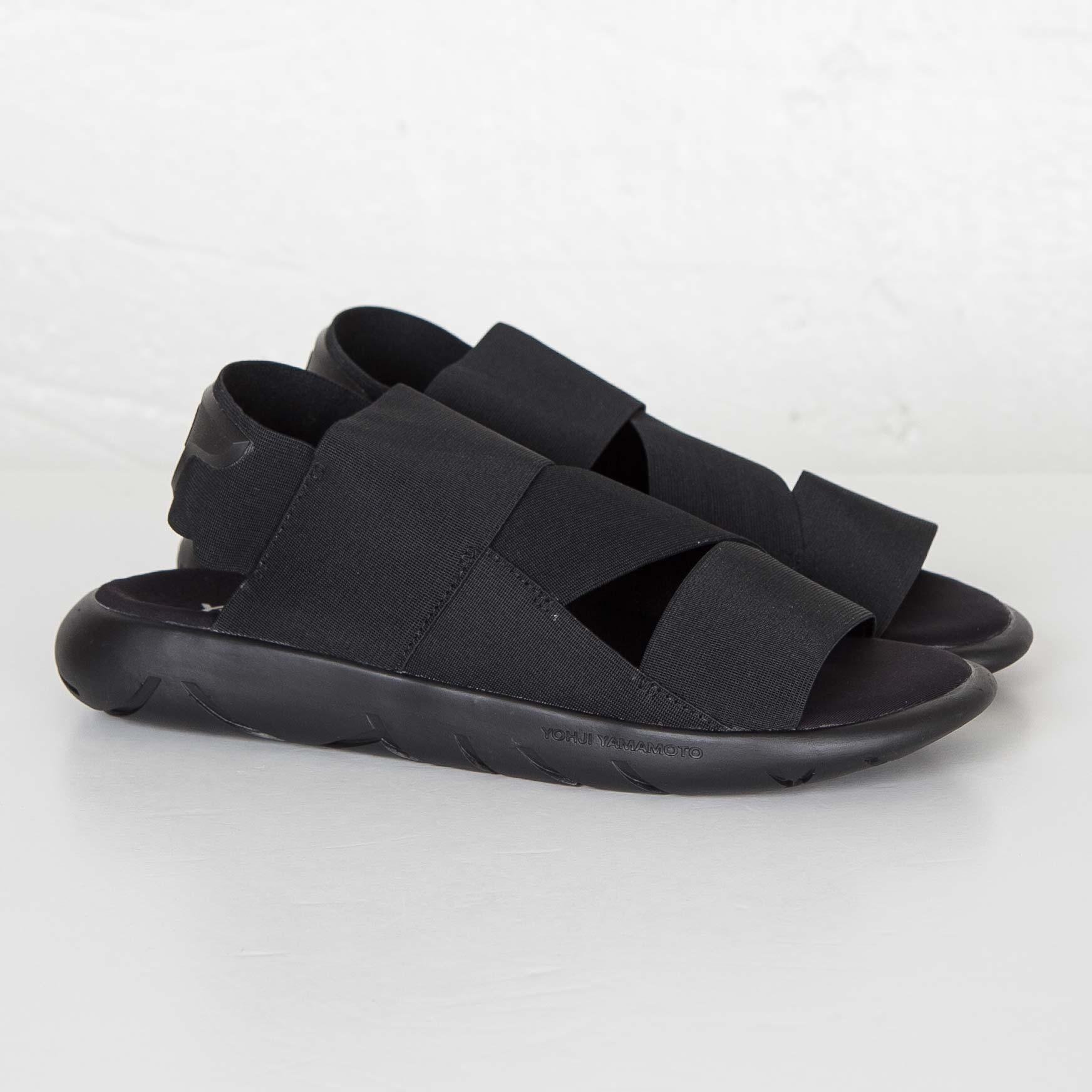 409f7352b adidas Y-3 Qasa Sandal - Aq5584 - Sneakersnstuff