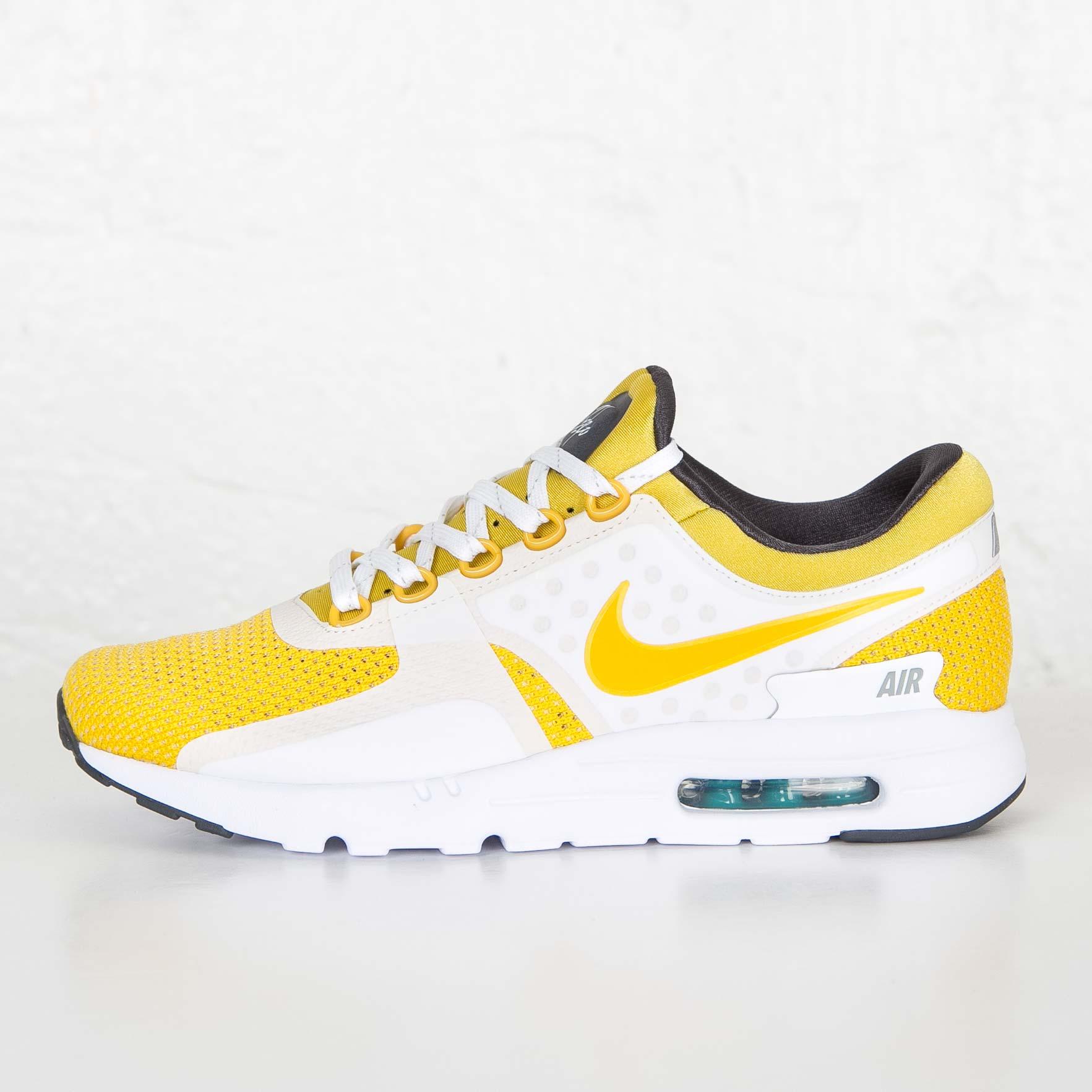 09a702beddf7 Nike Air Max Zero QS - 789695-100 - Sneakersnstuff