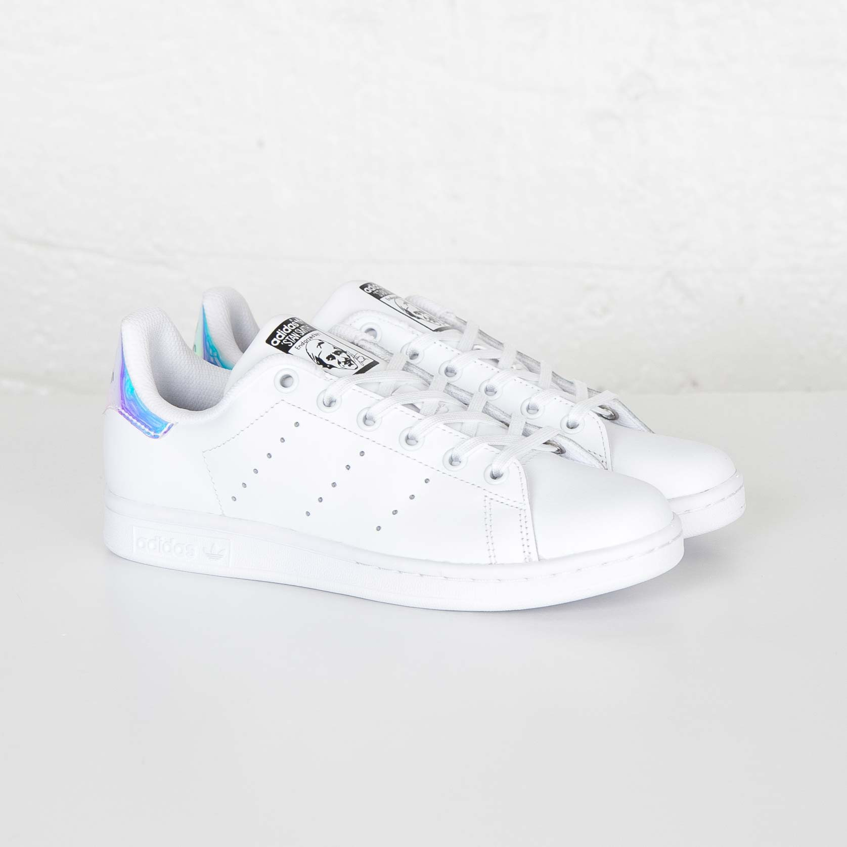 03073988beb624 adidas stan smith irise. Adidas Originals Stan Smith Irisé ( Femme Tailles  ...