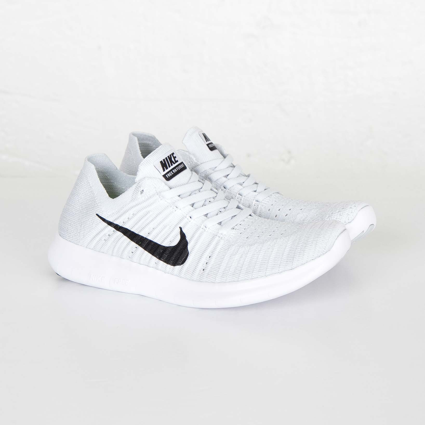 detailed look 5ae7a 0d2e2 Nike Wmns Free RN Flyknit - 831070-101 - Sneakersnstuff ...