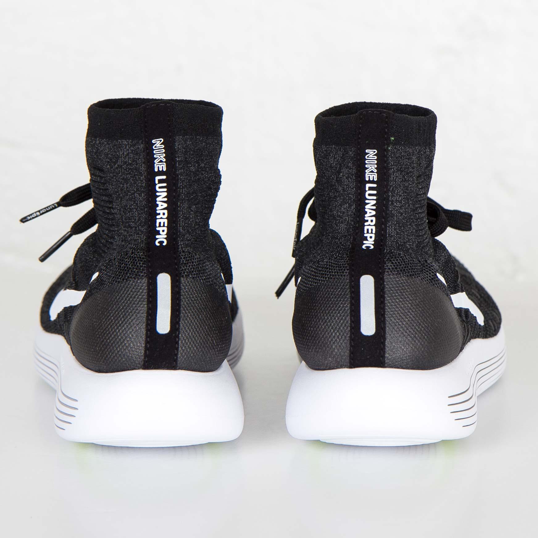 the latest 2eccc d85b4 Nike Lunarepic Flyknit - 818676-007 - Sneakersnstuff ...