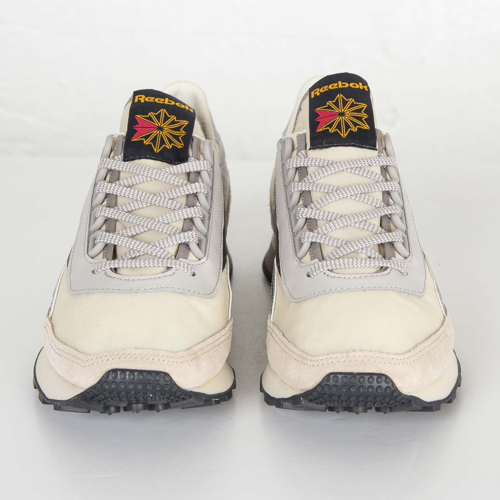 Womens Aztec Og Low-Top Sneakers, Grey Reebok