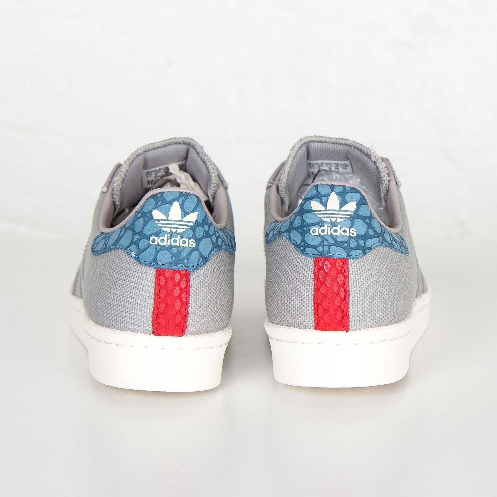 01fe9a2583 adidas Superstar 80s Animal - S75005 - Sneakersnstuff | sneakers &  streetwear online since 1999