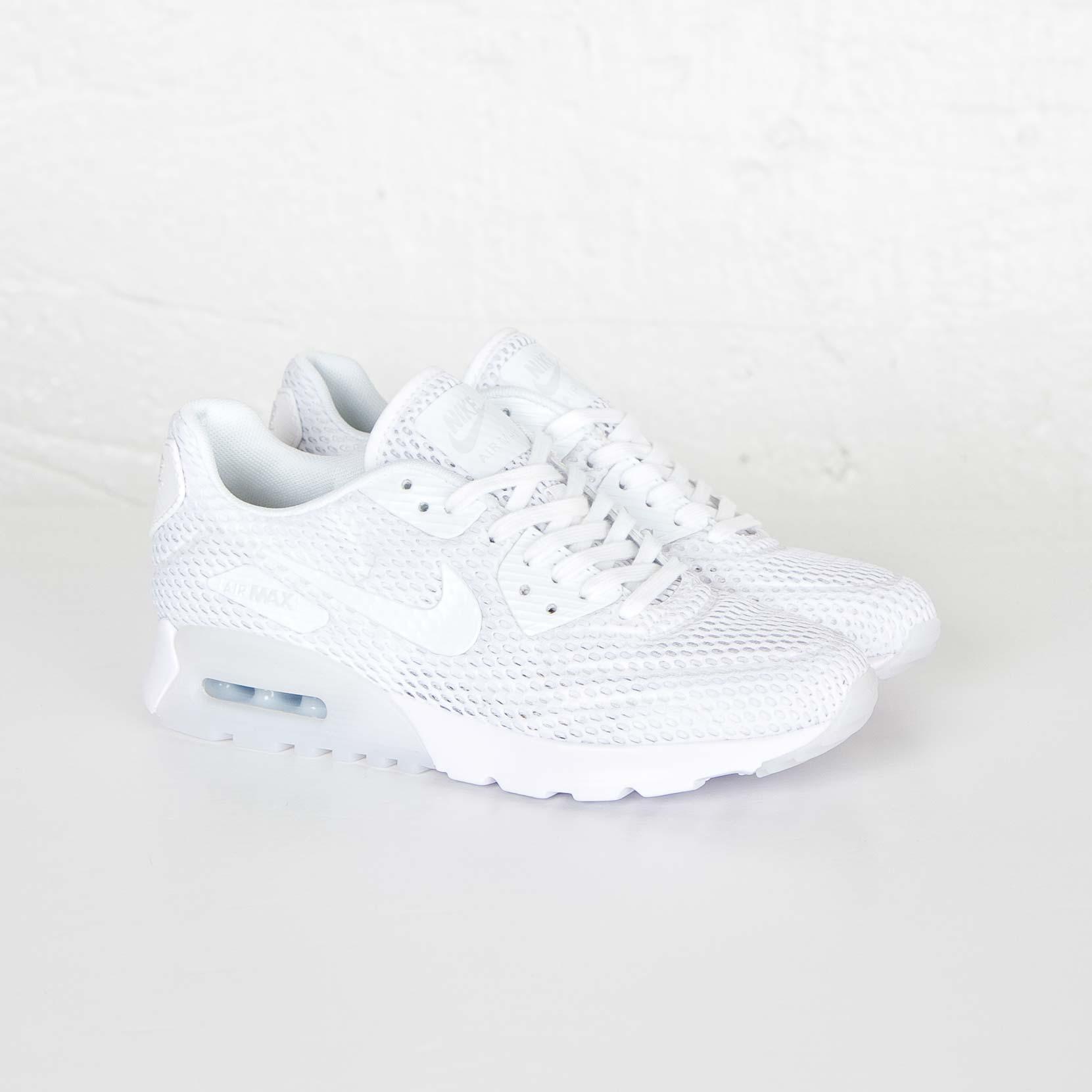 Nike W Air Max 90 Ultra BR Black Black White | Footshop