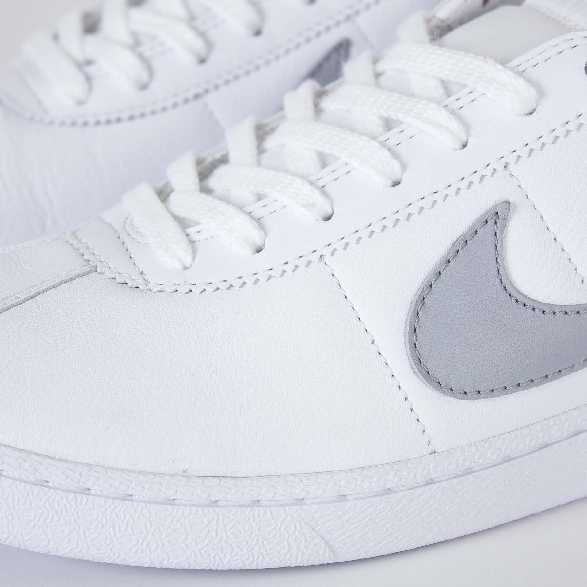 3b11165057f1 Nike Bruin Leather - 826670-100 - Sneakersnstuff