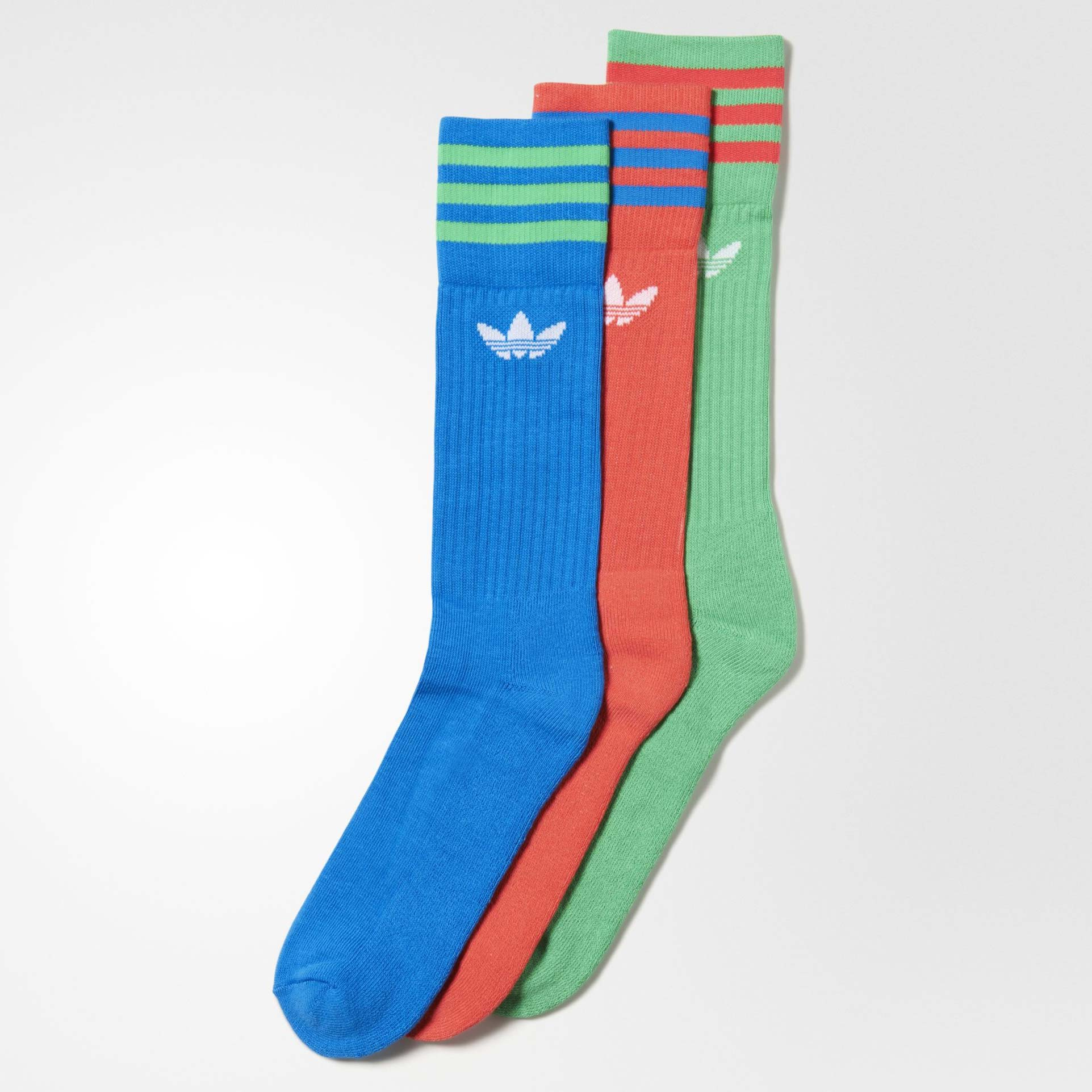 adidas Originals Solid Crew Sock b4965019e