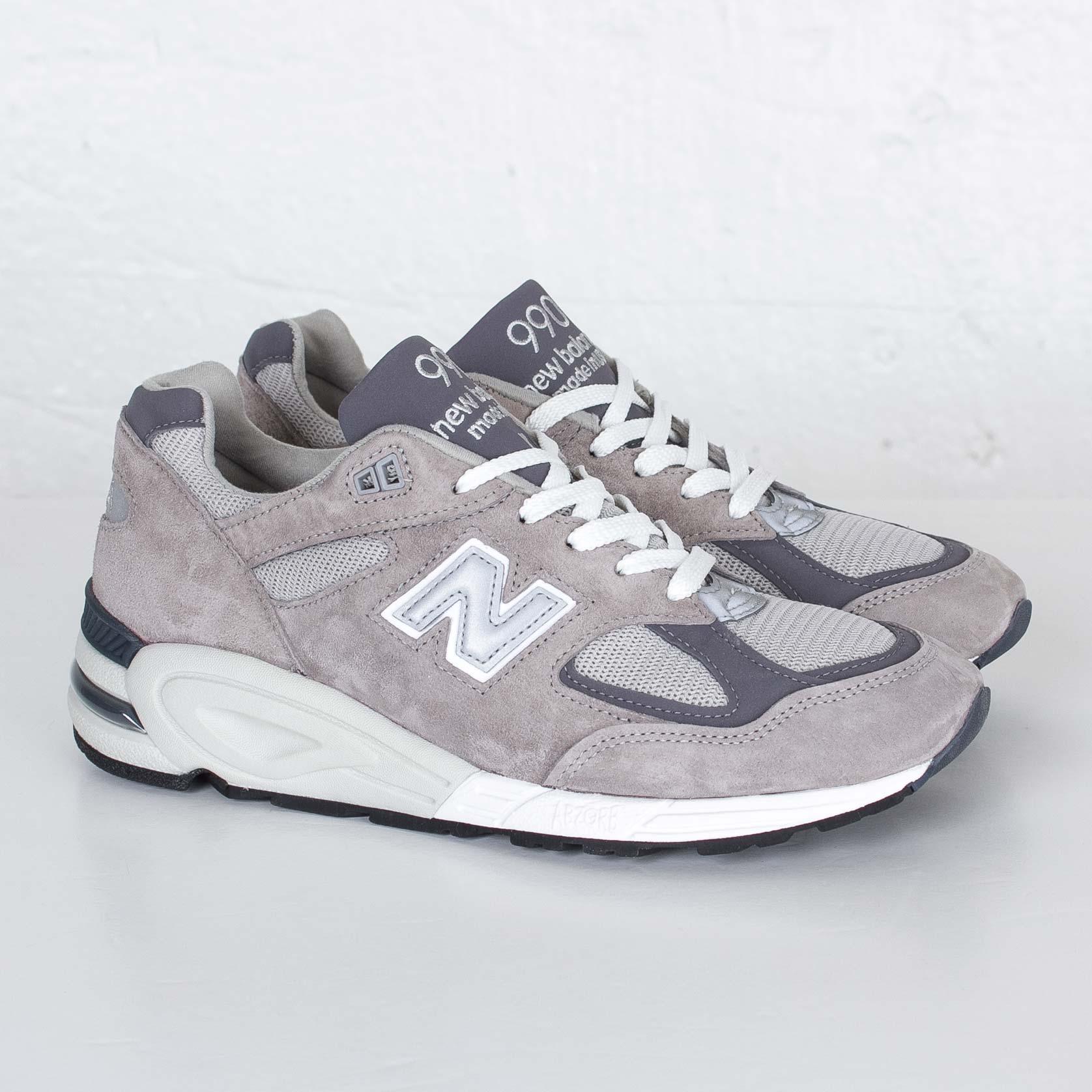 acheter pas cher a3353 340de New Balance M990 - M990gr2 - Sneakersnstuff   sneakers ...