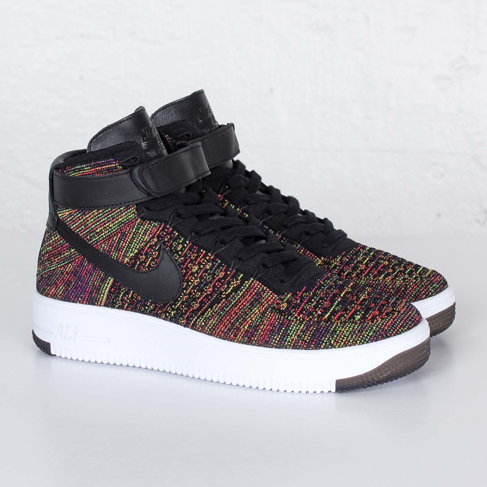 dca1588251 Nike AF1 Ultra Flyknit Mid - 817420-002 - Sneakersnstuff | sneakers ...