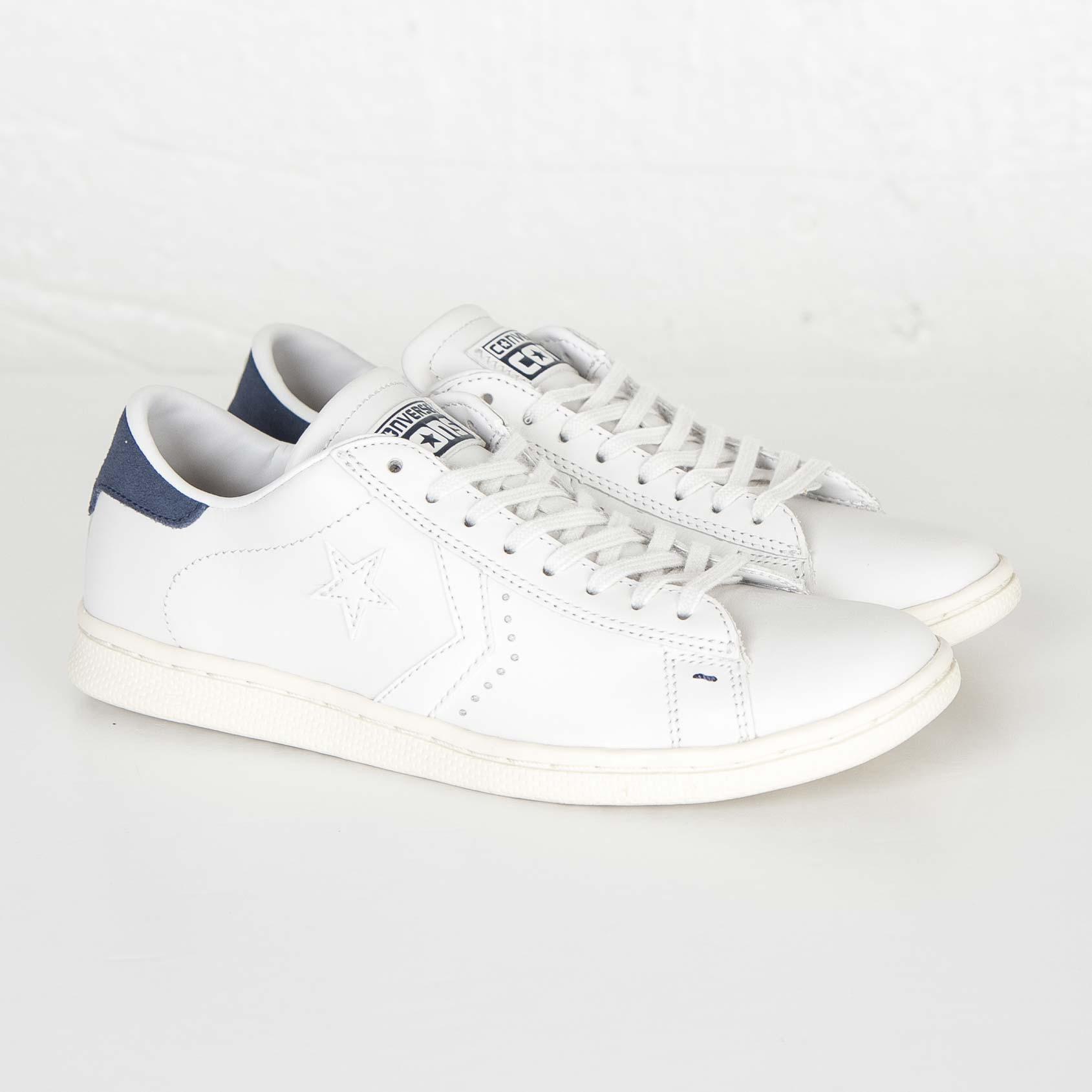 Work Vans For Sale >> Converse Pro Leather LP-Ox - 147789c - Sneakersnstuff ...