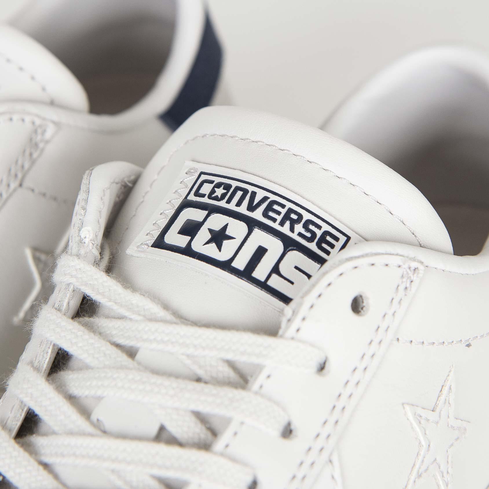 a77afcbb18d3 Converse Pro Leather LP-Ox - 147789c - Sneakersnstuff