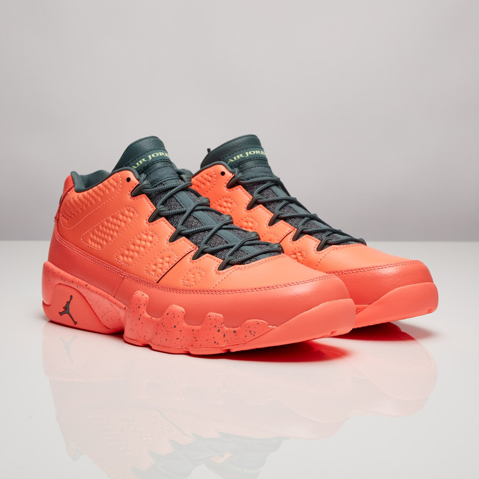 96f60563267439 discount code for orange green mens air jordan retro 9 shoes 18771 4bb5b