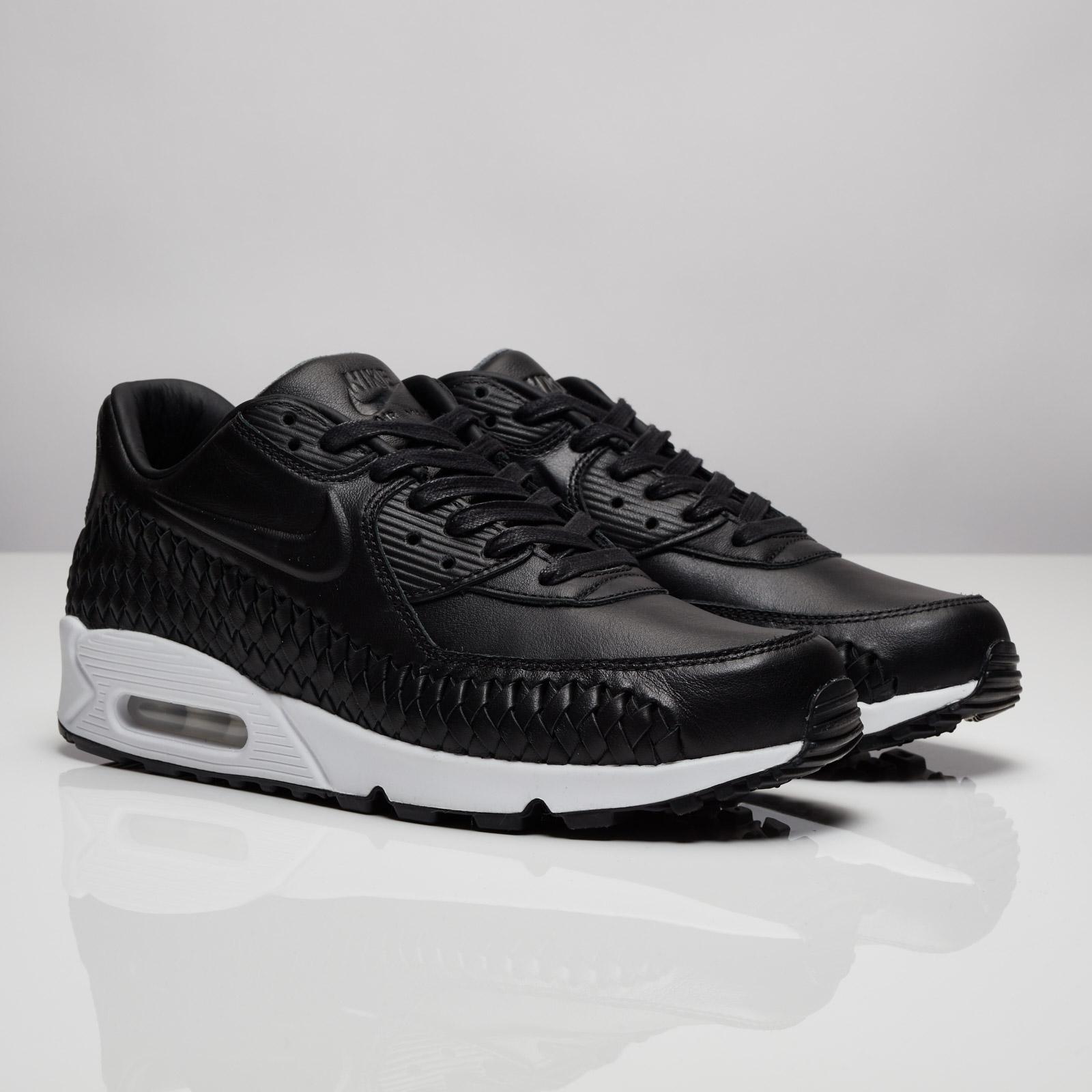 d9ca43e75b715 Nike Air Max 90 Woven - 833129-001 - Sneakersnstuff