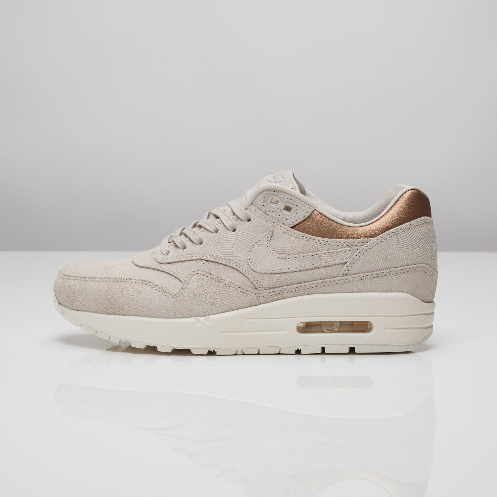 sale retailer 6462c fd6b3 Nike Wmns Air Max 1 Premium - 454746-009 - Sneakersnstuff   sneakers    streetwear online since 1999